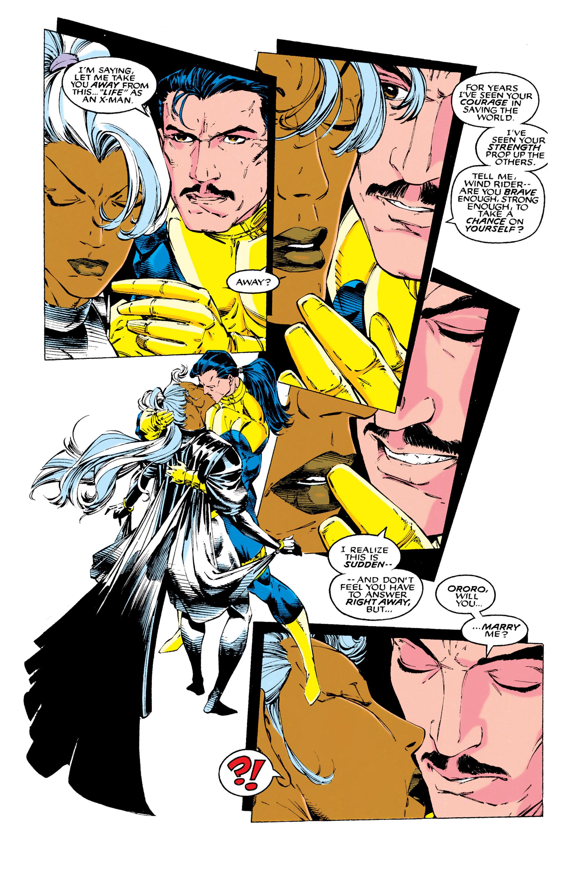 Read online Uncanny X-Men (1963) comic -  Issue #289 - 18