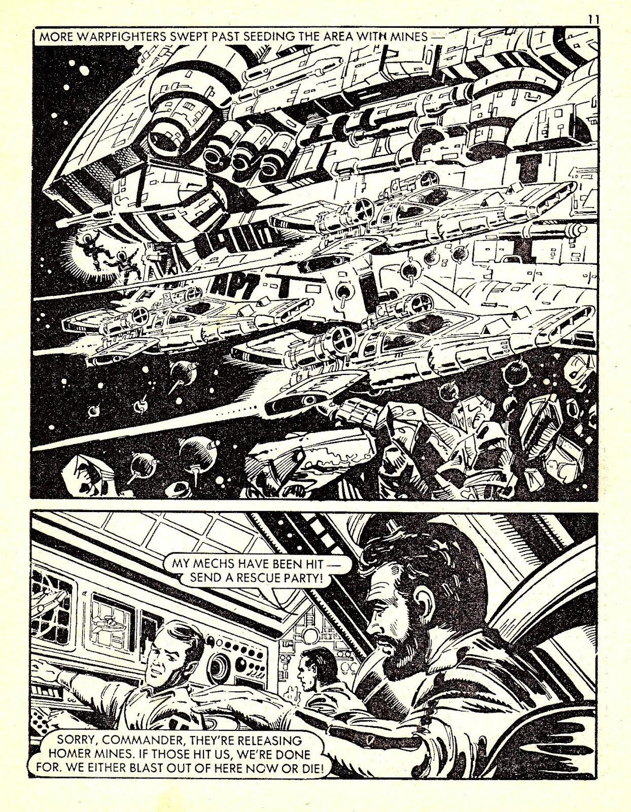 Starblazer issue 140 - Page 11