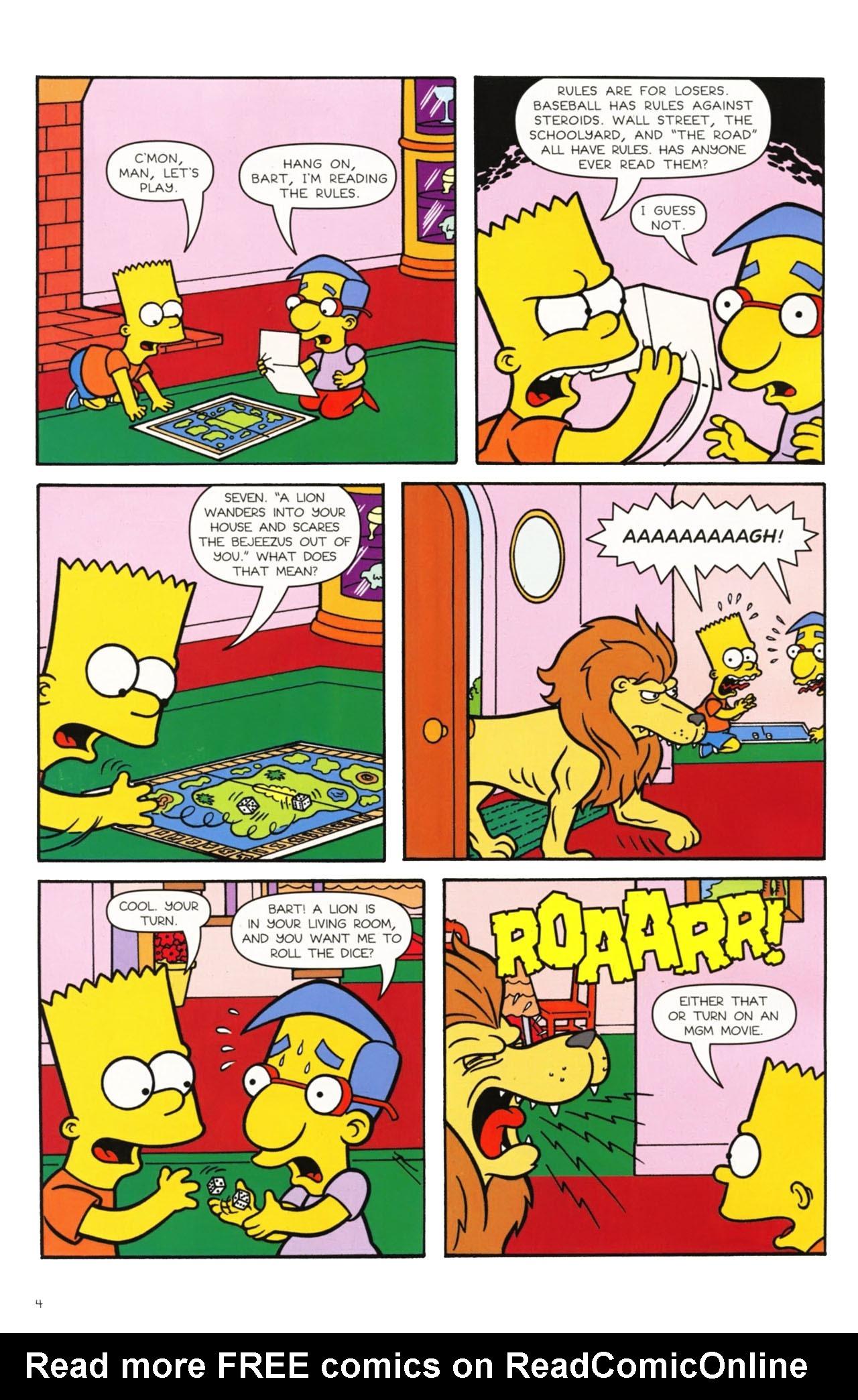 Read online Simpsons Comics comic -  Issue #160 - 5