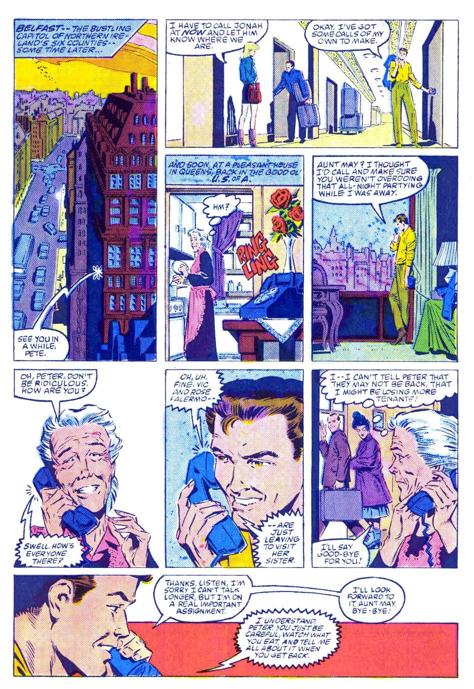 Web of Spider-Man (1985) Issue #22 #32 - English 7