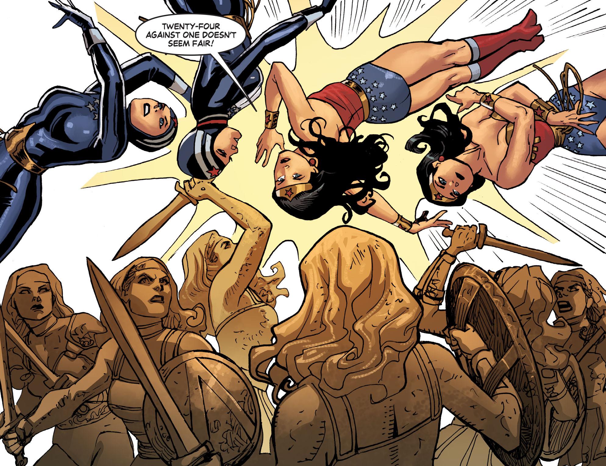 Read online Wonder Woman '77 [I] comic -  Issue #15 - 4