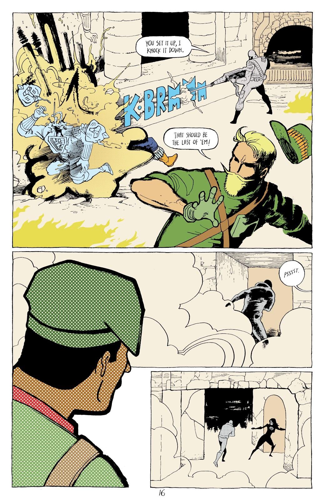Read online G.I. Joe: Sierra Muerte comic -  Issue #3 - 18
