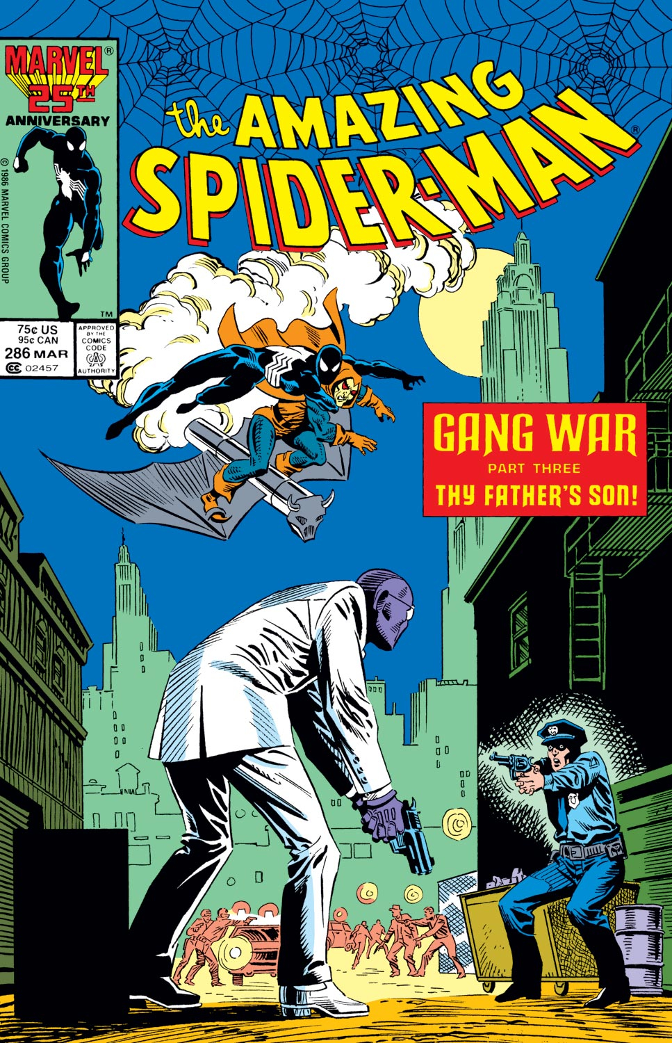 The Amazing Spider-Man (1963) 286 Page 1