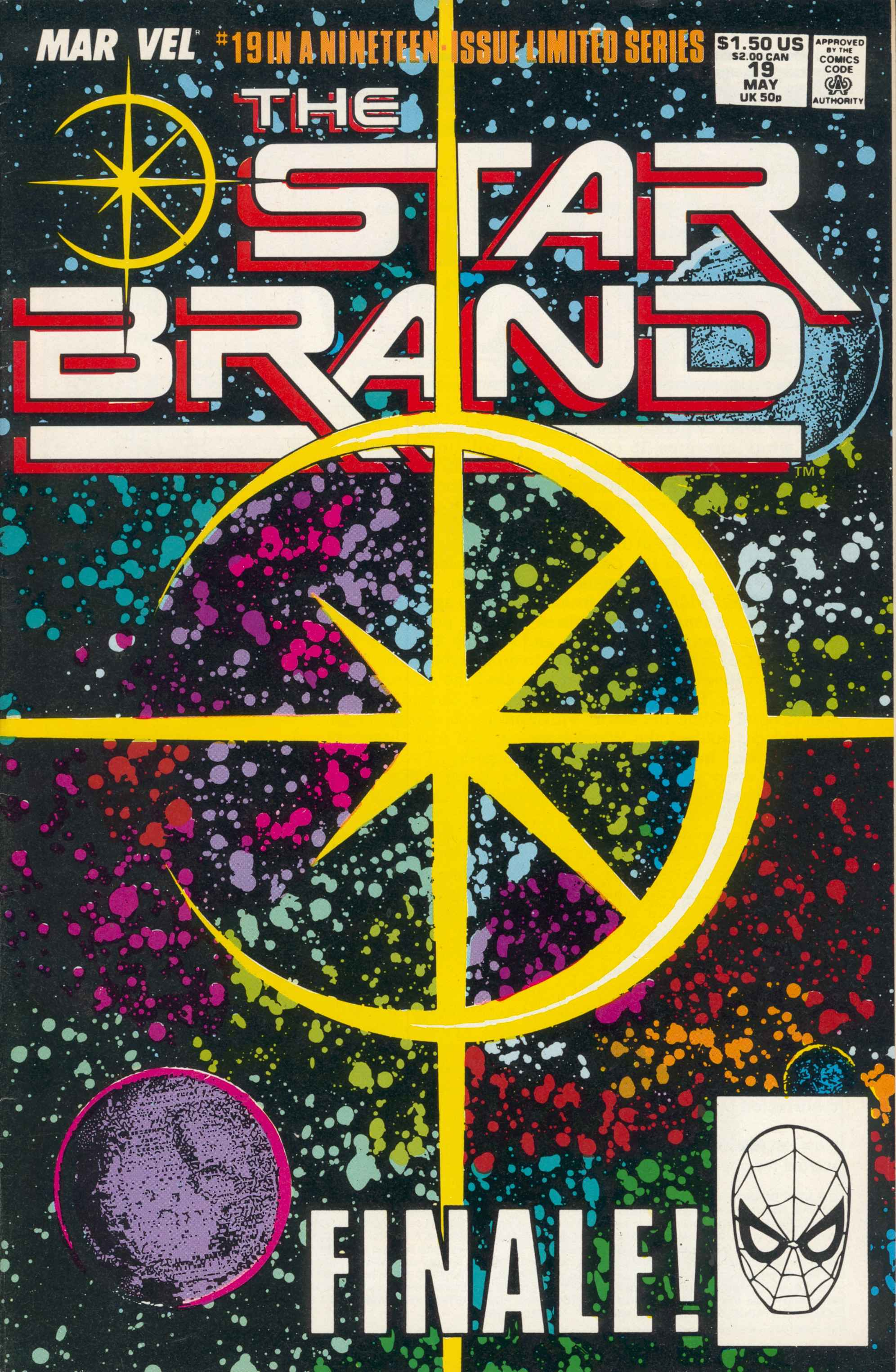 Read online Star Brand comic -  Issue #19 - 1
