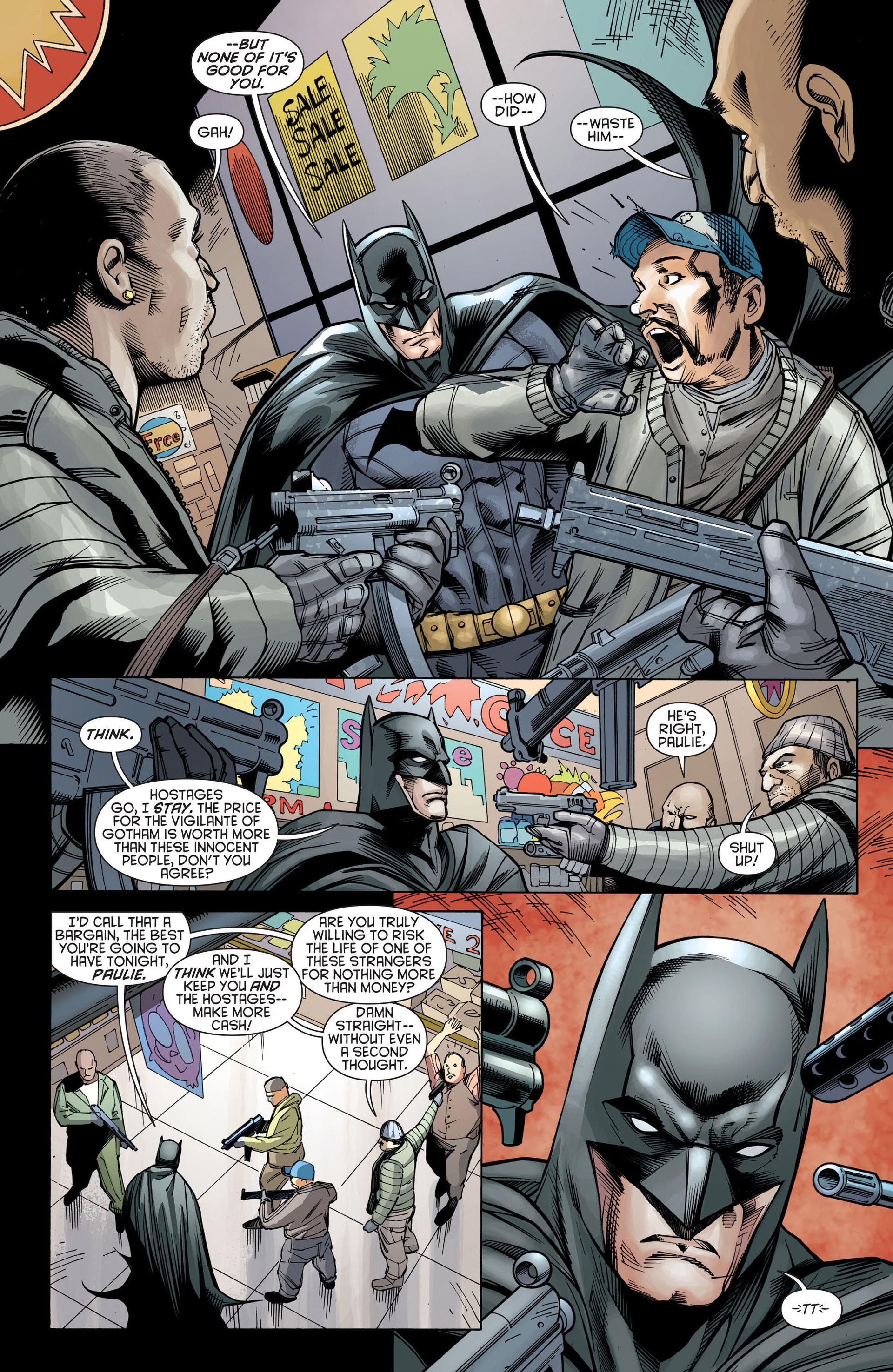 Read online Batman and Robin (2011) comic -  Issue #21 - Batman and Batgirl - 12