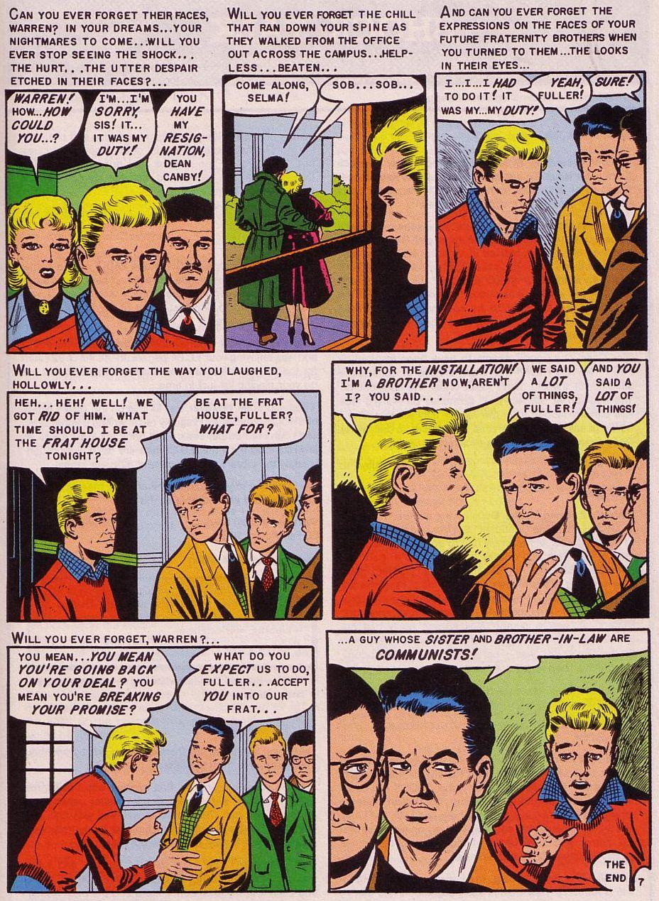 Read online Shock SuspenStories comic -  Issue #16 - 14