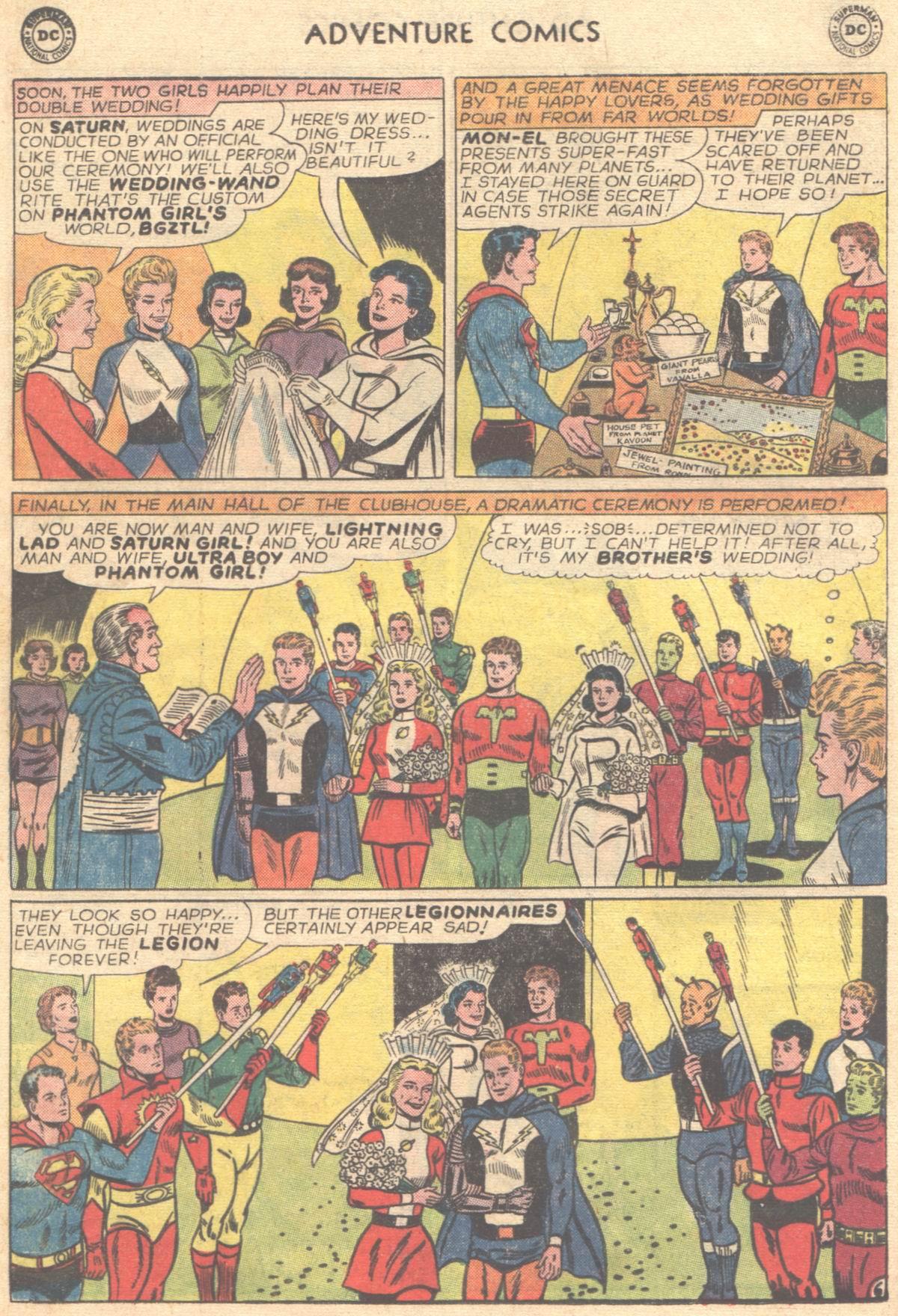 Read online Adventure Comics (1938) comic -  Issue #337 - 8