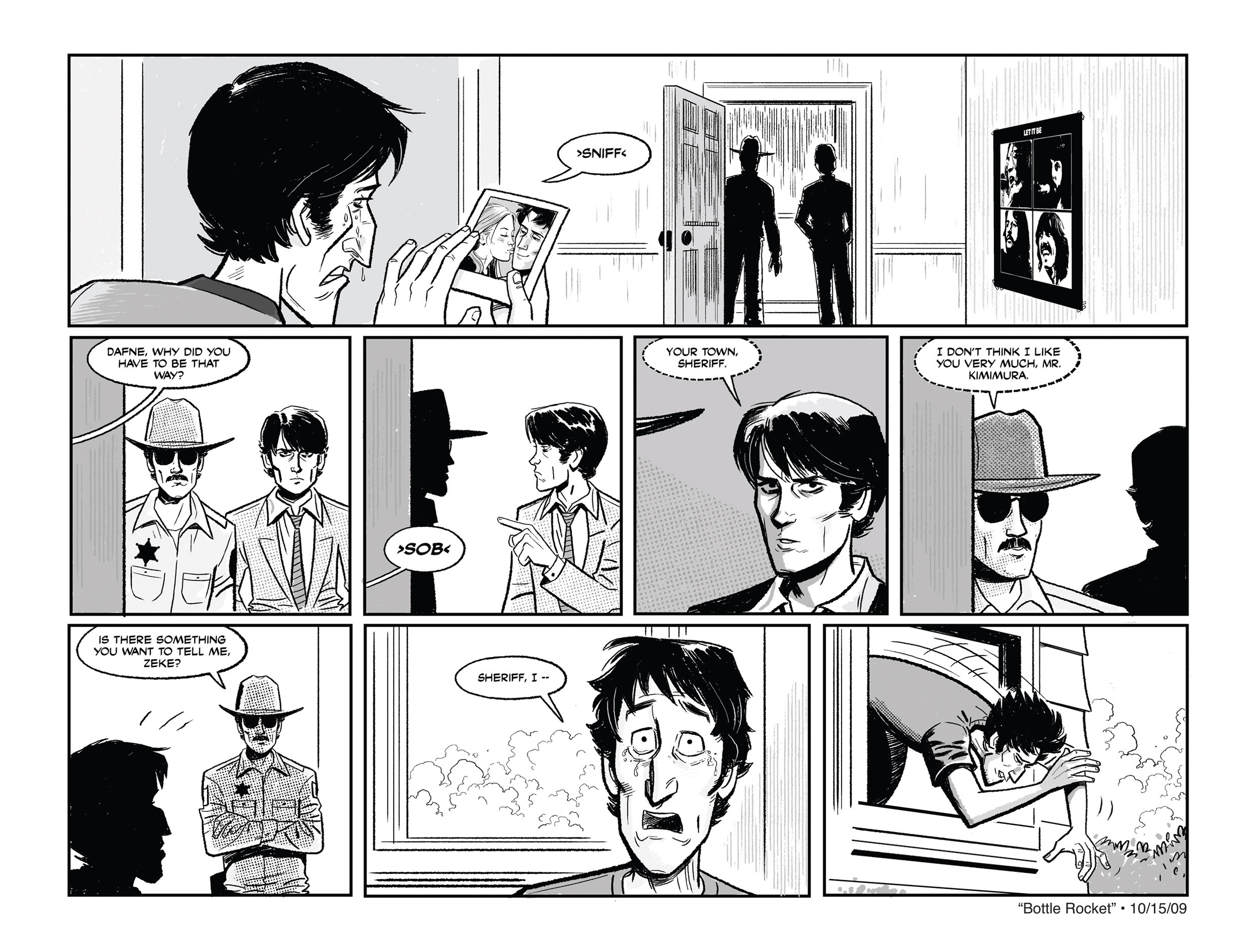 Read online She Died In Terrebonne comic -  Issue #1 - 15