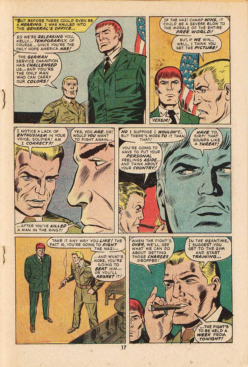 Combat Kelly (1972) issue 3 - Page 19