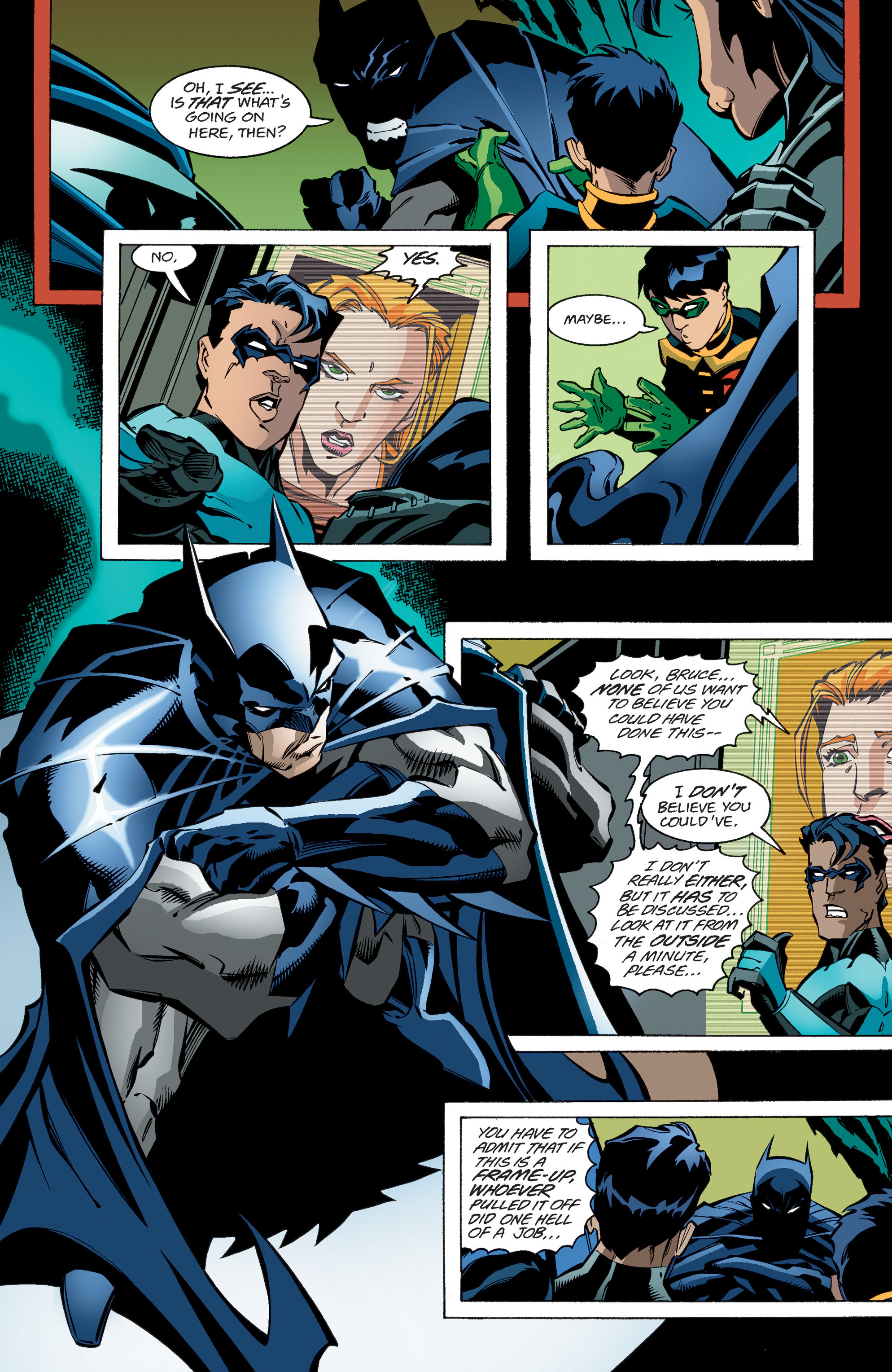 Batman: Bruce Wayne - Murderer? #Part_3 - Read Batman: Bruce Wayne
