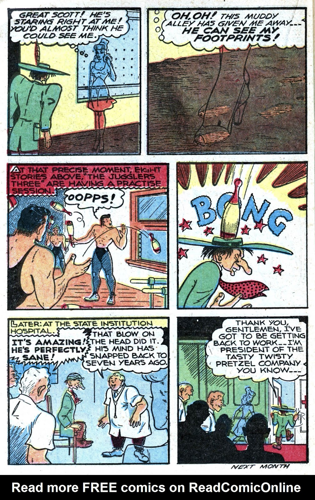 Read online Famous Funnies comic -  Issue #128 - 18