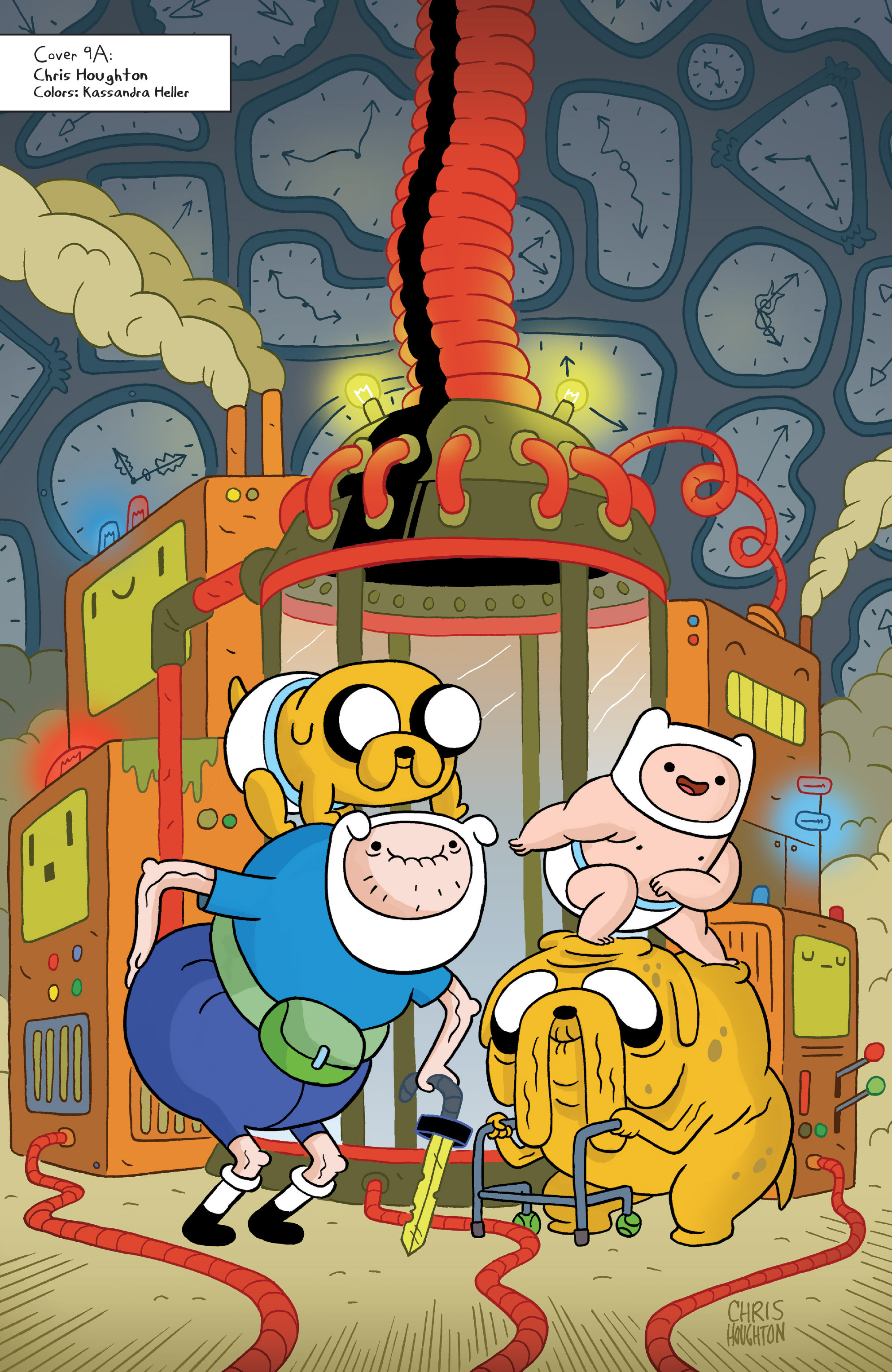 Read online Adventure Time comic -  Issue #Adventure Time _TPB 2 - 110