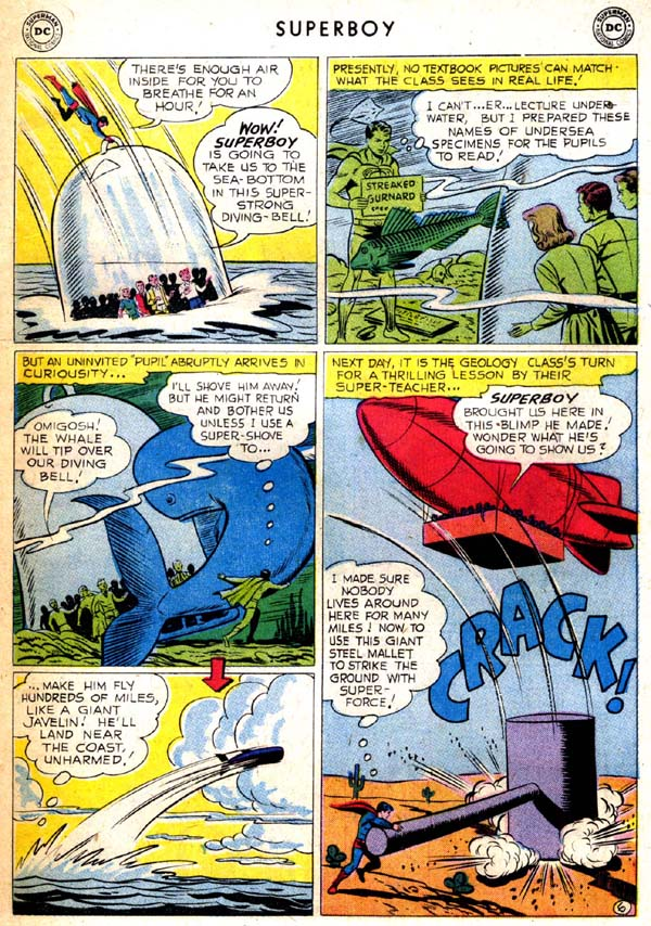 Superboy (1949) issue 71 - Page 16