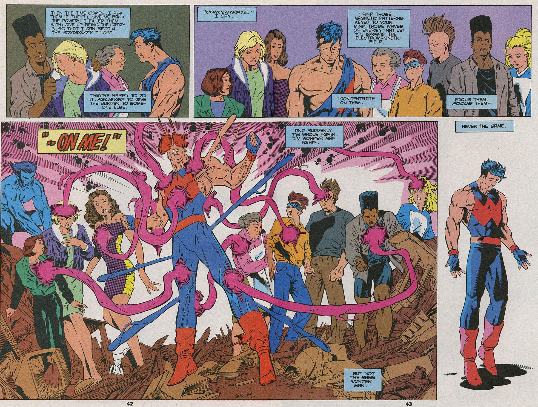 Read online Wonder Man (1991) comic -  Issue #25 - 36