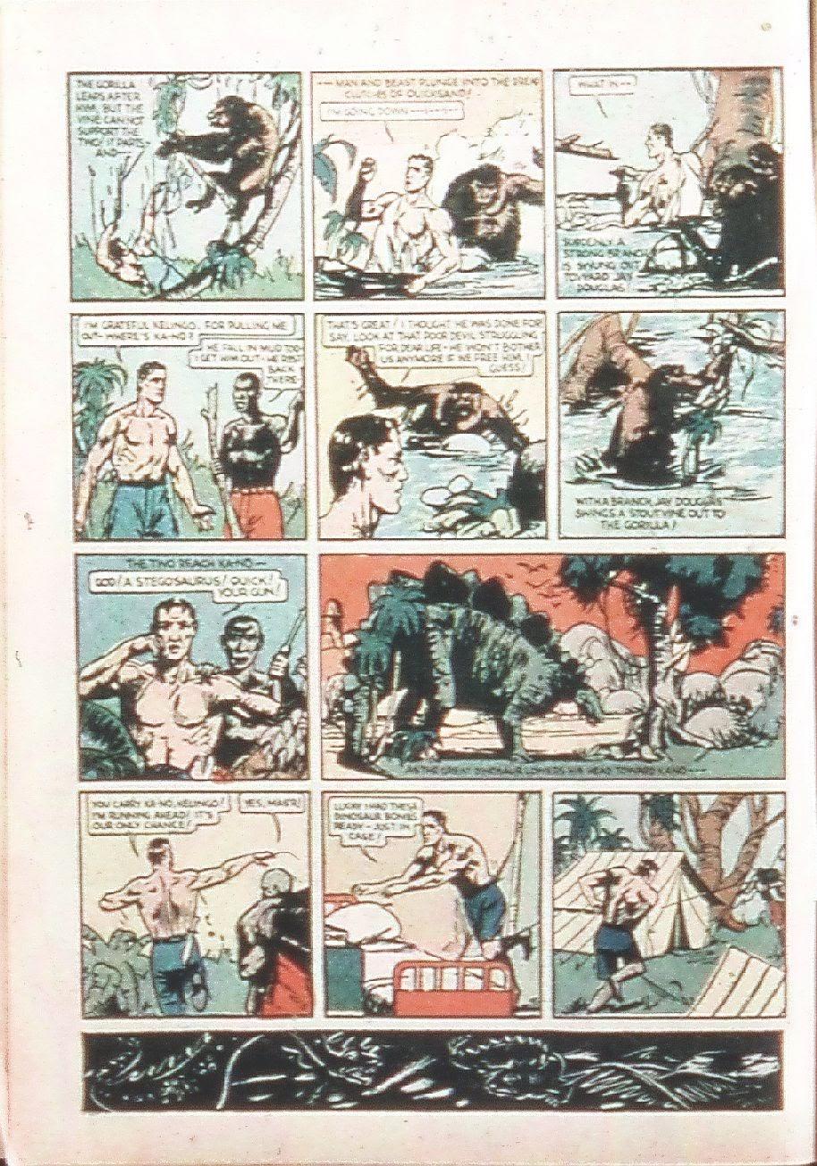 Read online Amazing Man Comics comic -  Issue #9 - 19
