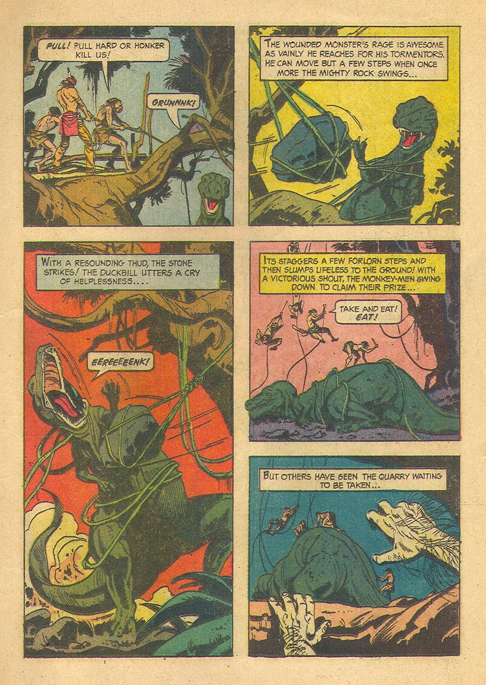 Read online Turok, Son of Stone comic -  Issue #39 - 17
