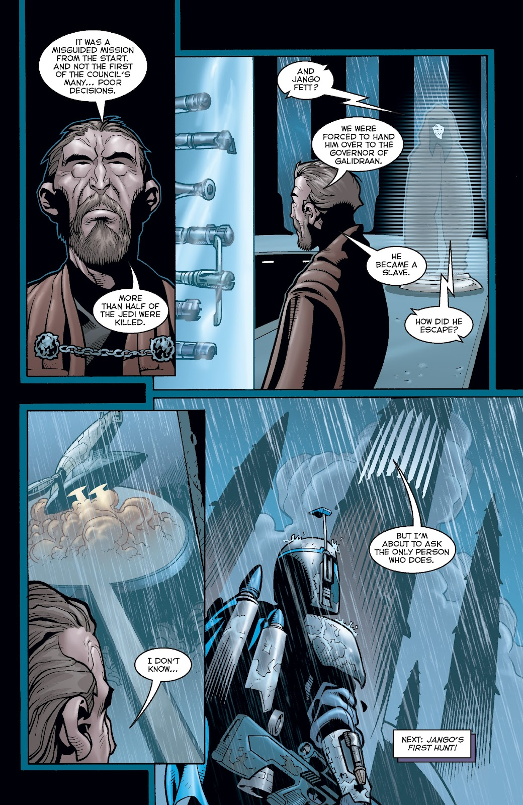 Read online Star Wars Legends Epic Collection: The Menace Revealed comic -  Issue # TPB (Part 1) - 73