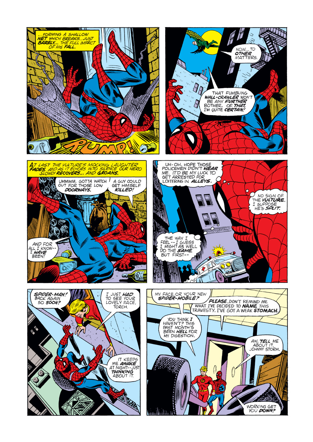 The Amazing Spider-Man (1963) 127 Page 8