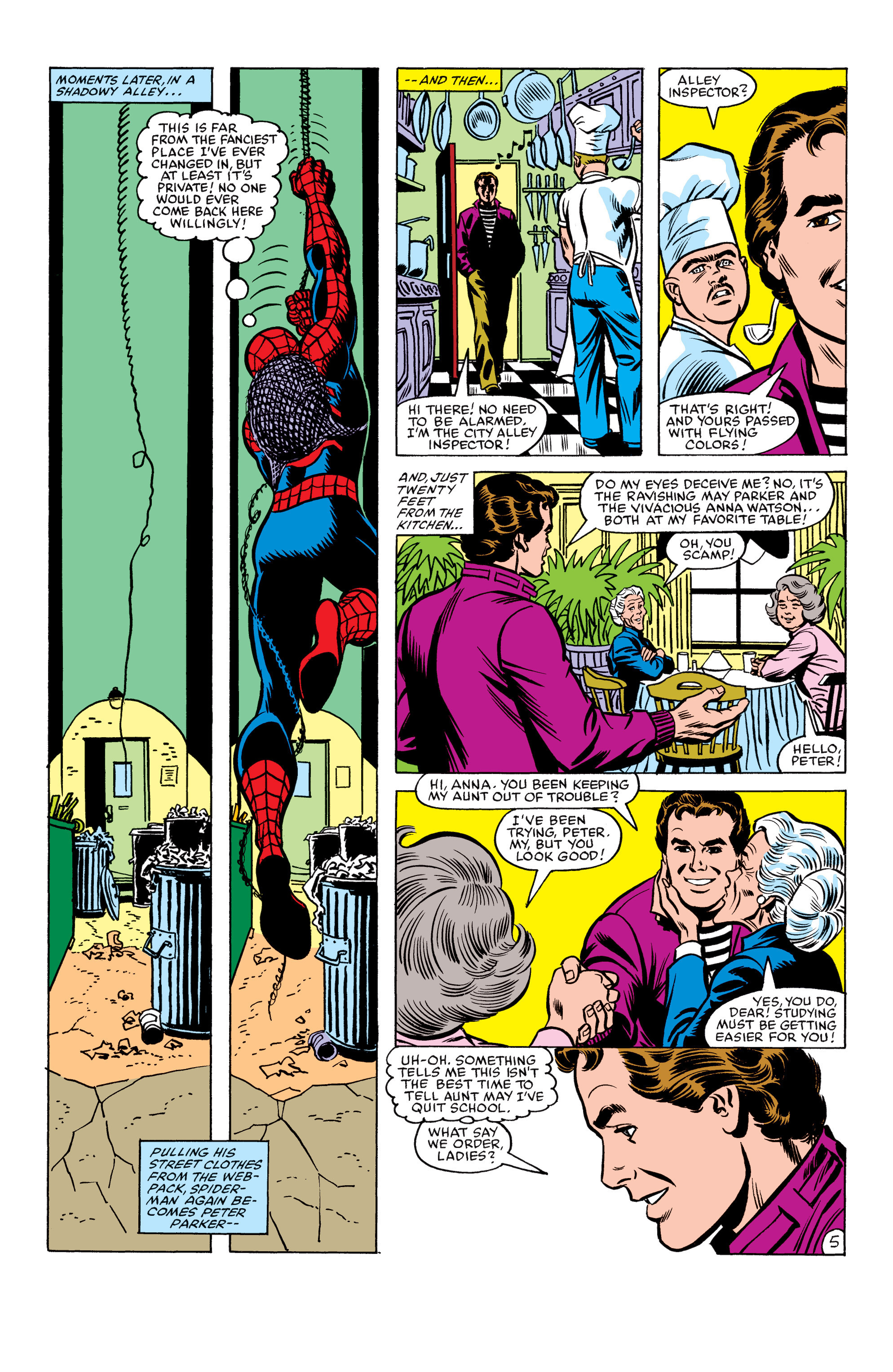 The Amazing Spider-Man (1963) 247 Page 5