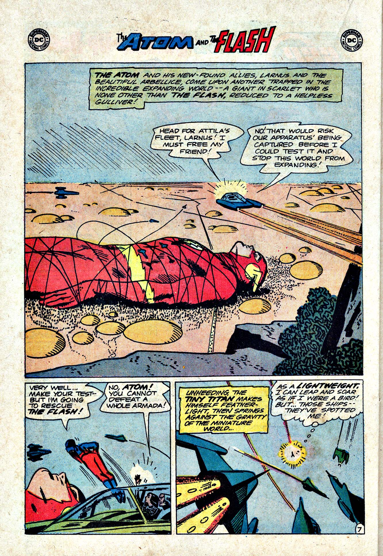 Read online Action Comics (1938) comic -  Issue #407 - 33