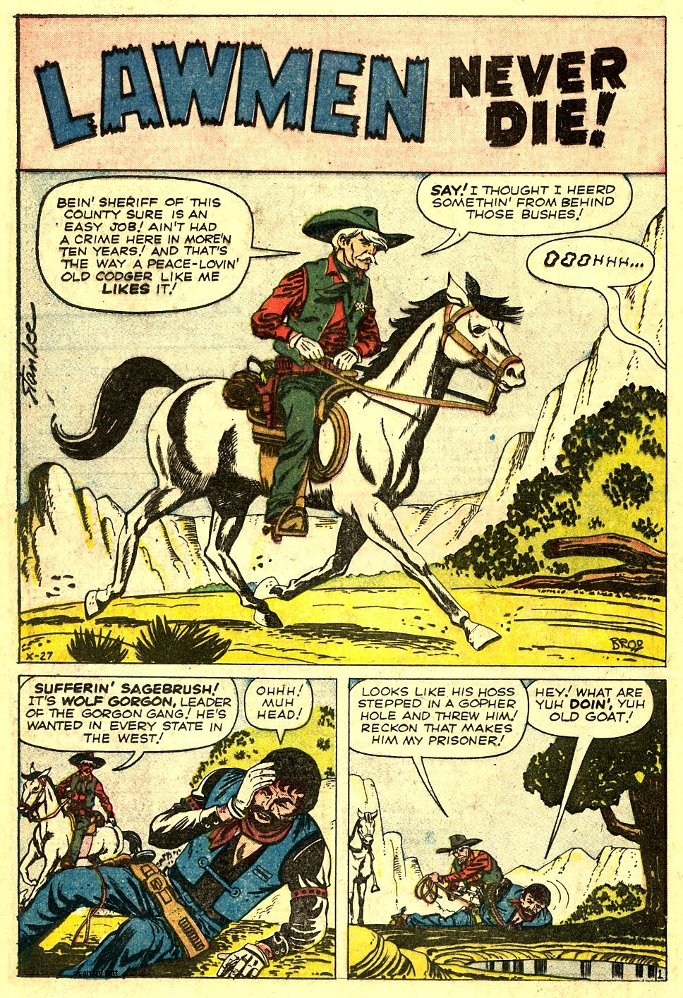Kid Colt Outlaw issue 108 - Page 20