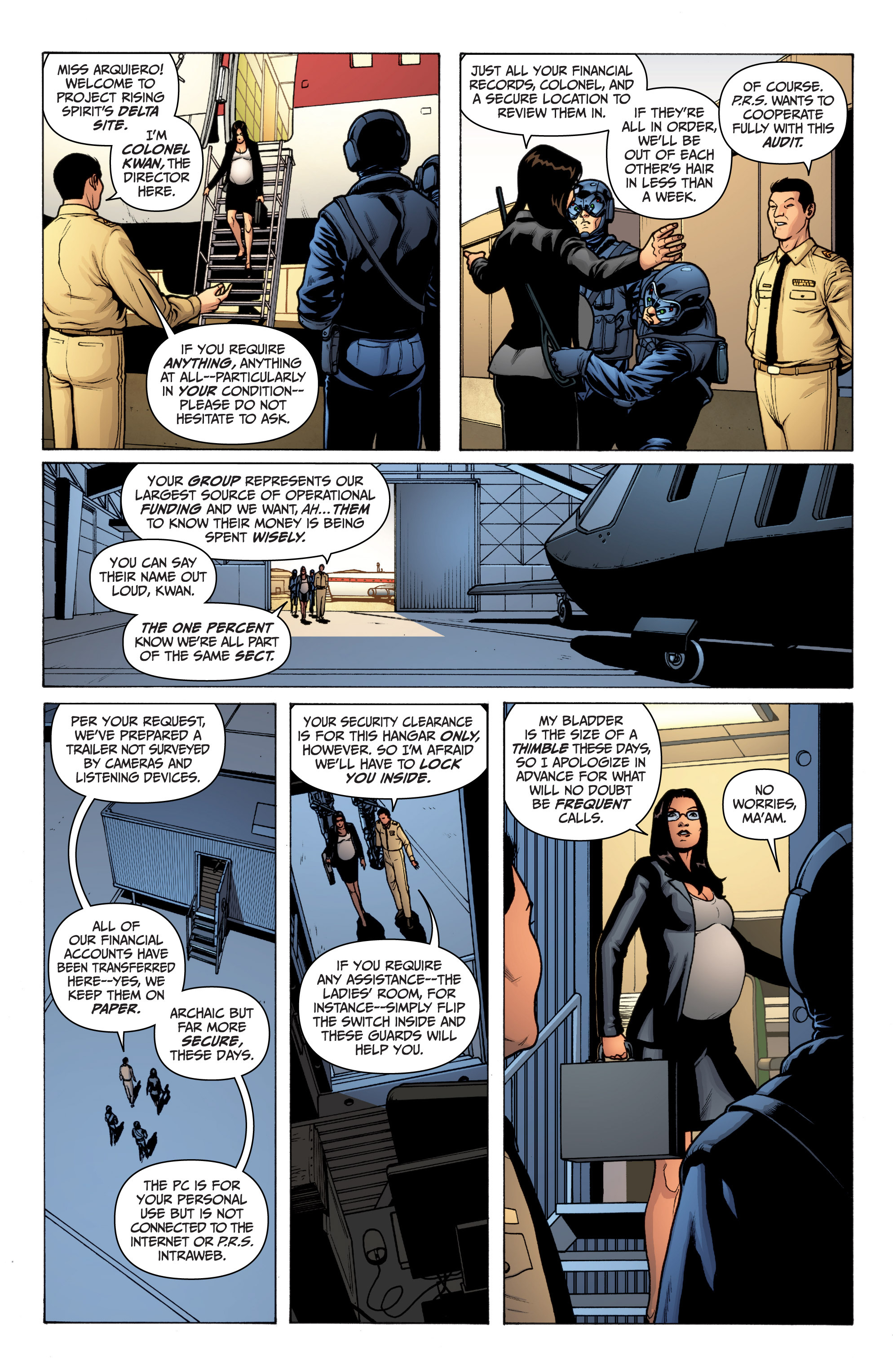 Read online Archer and Armstrong comic -  Issue #Archer and Armstrong _TPB 3 - 32