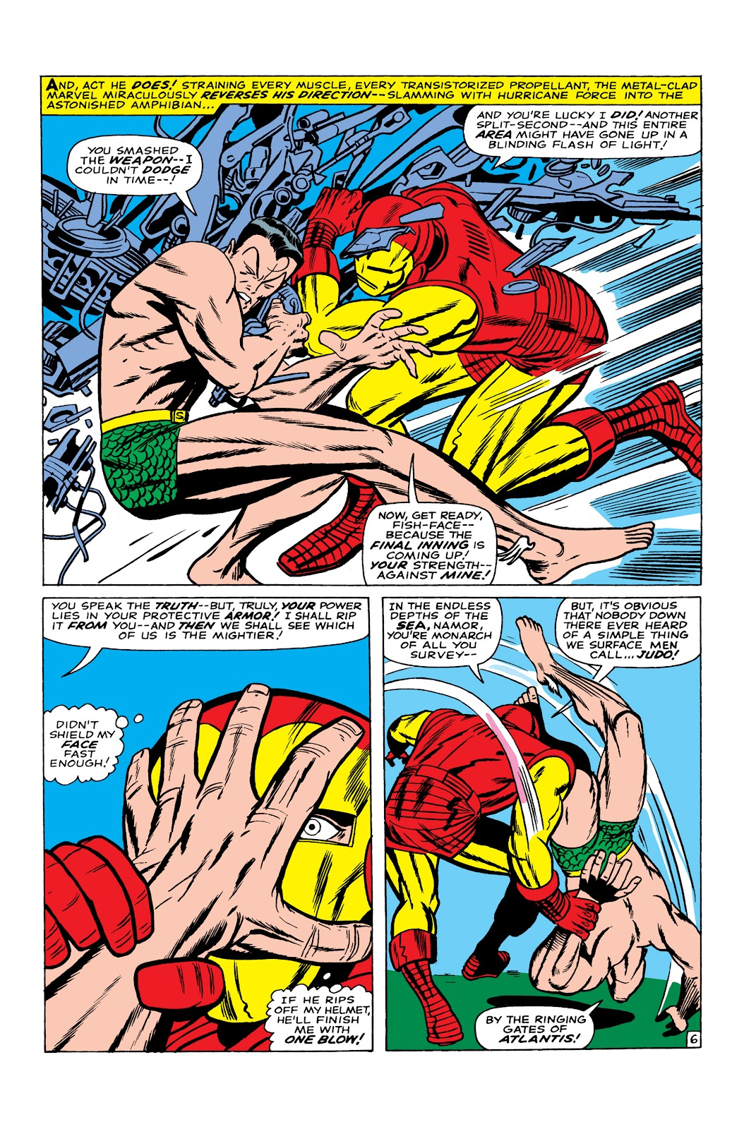 Read online Marvel Masterworks: The Invincible Iron Man comic -  Issue # TPB 3 (Part 5) - 23