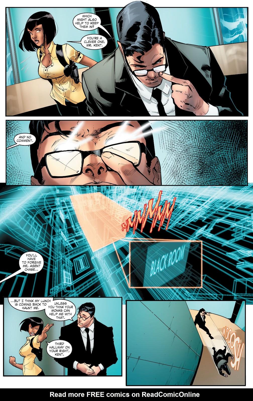 Read online Smallville Season 11 [II] comic -  Issue # TPB 5 - 77