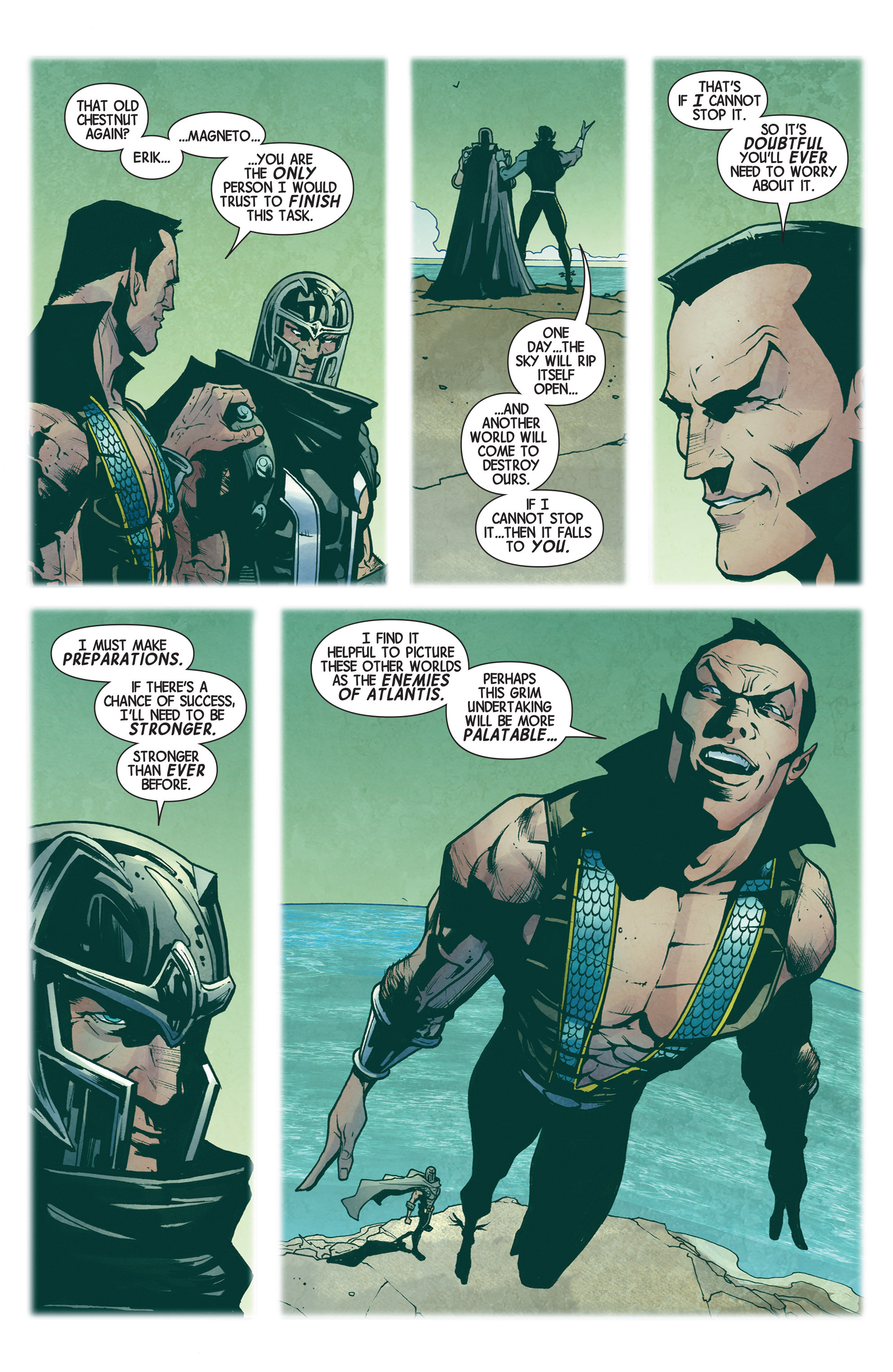Read online Secret Wars: Last Days of the Marvel Universe comic -  Issue # TPB (Part 1) - 149