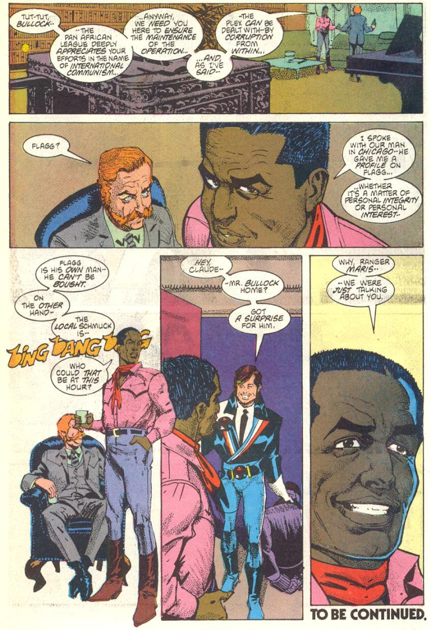 American Flagg! issue 16 - Page 21