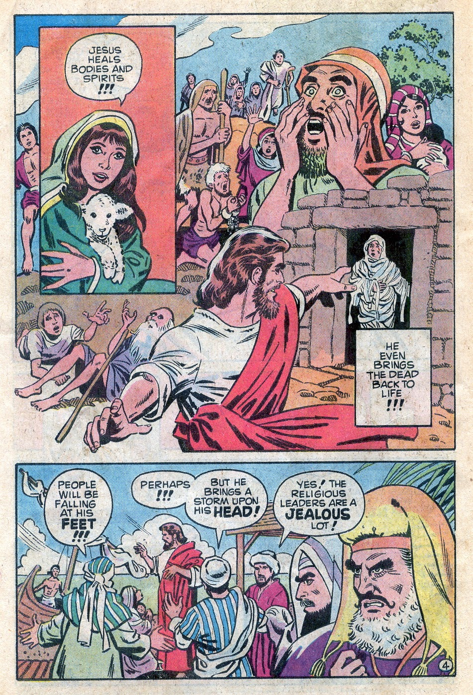 Jesus issue Full - Page 6