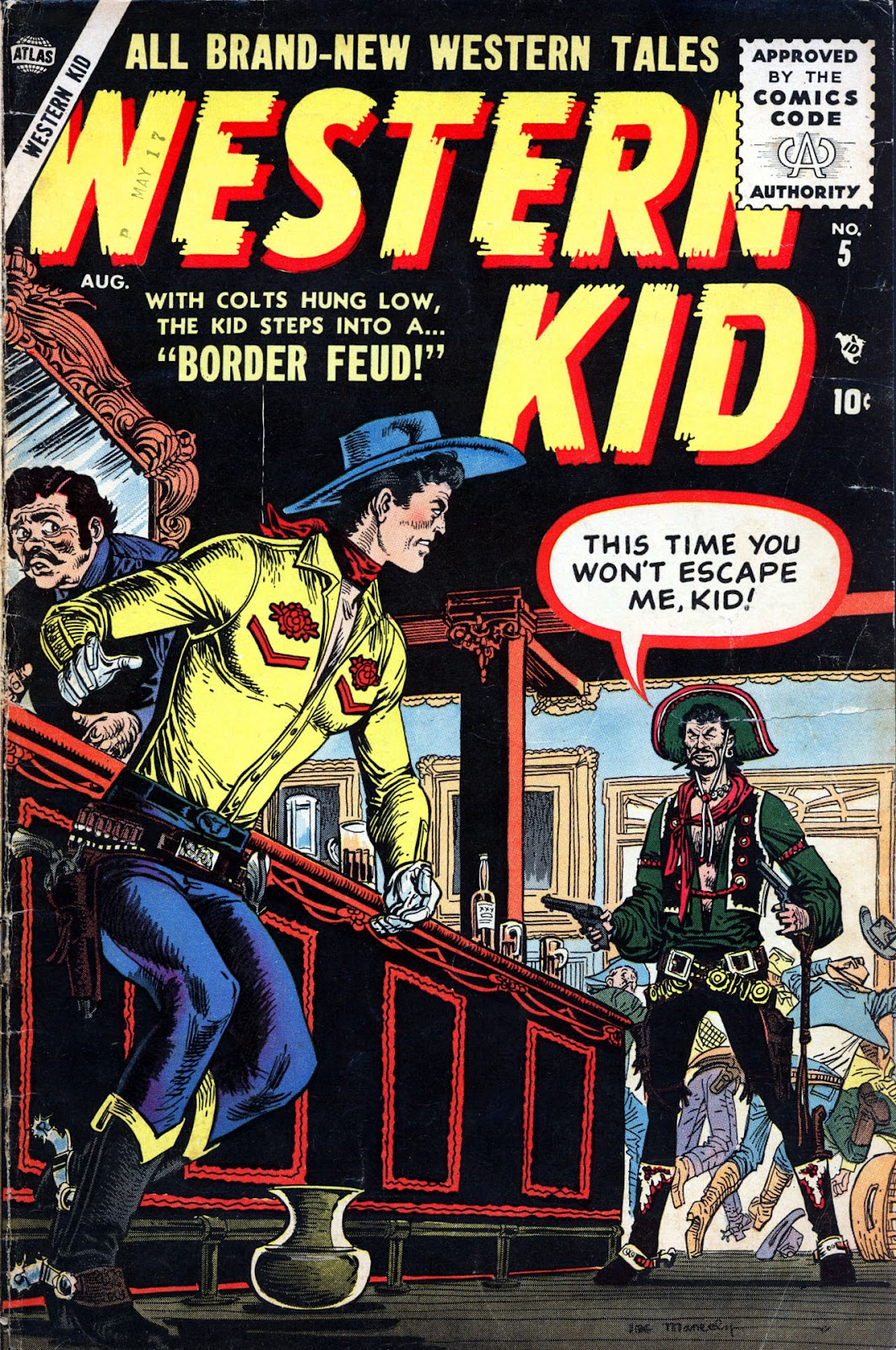 Western Kid 5 Page 1