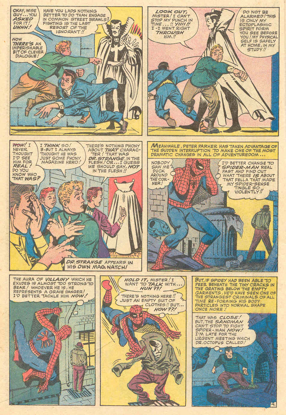 The Amazing Spider-Man (1963) _Annual_6 Page 4