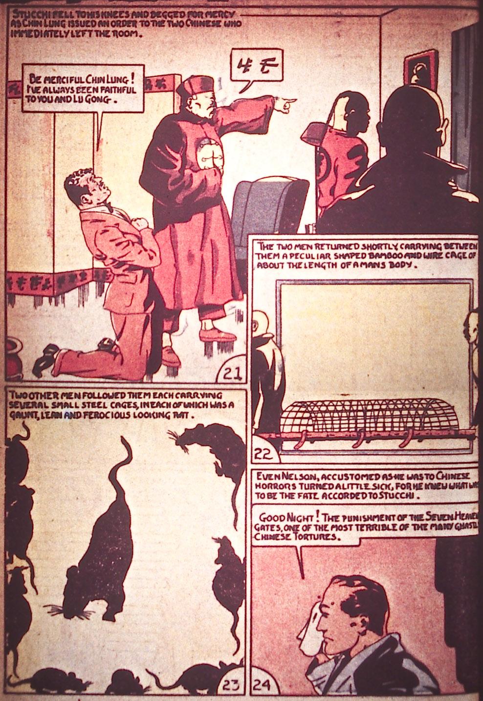 Read online Detective Comics (1937) comic -  Issue #7 - 26