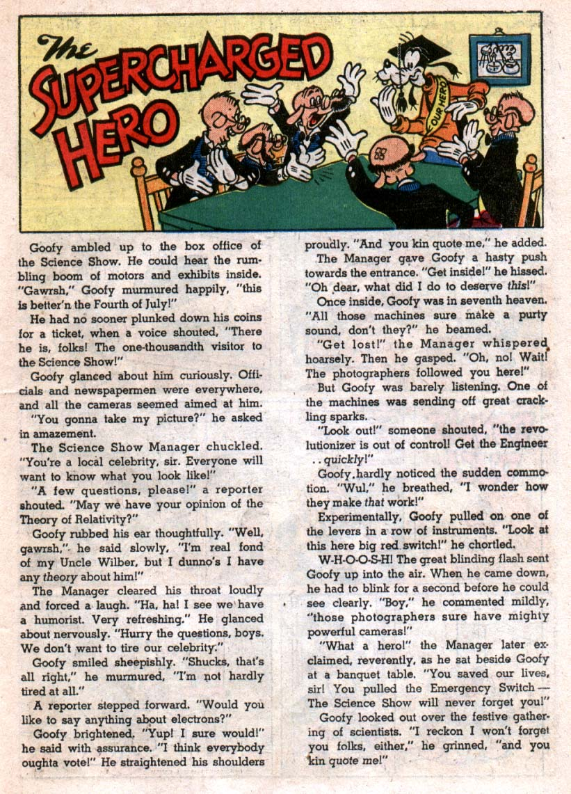 Walt Disney's Comics and Stories issue 192 - Page 23