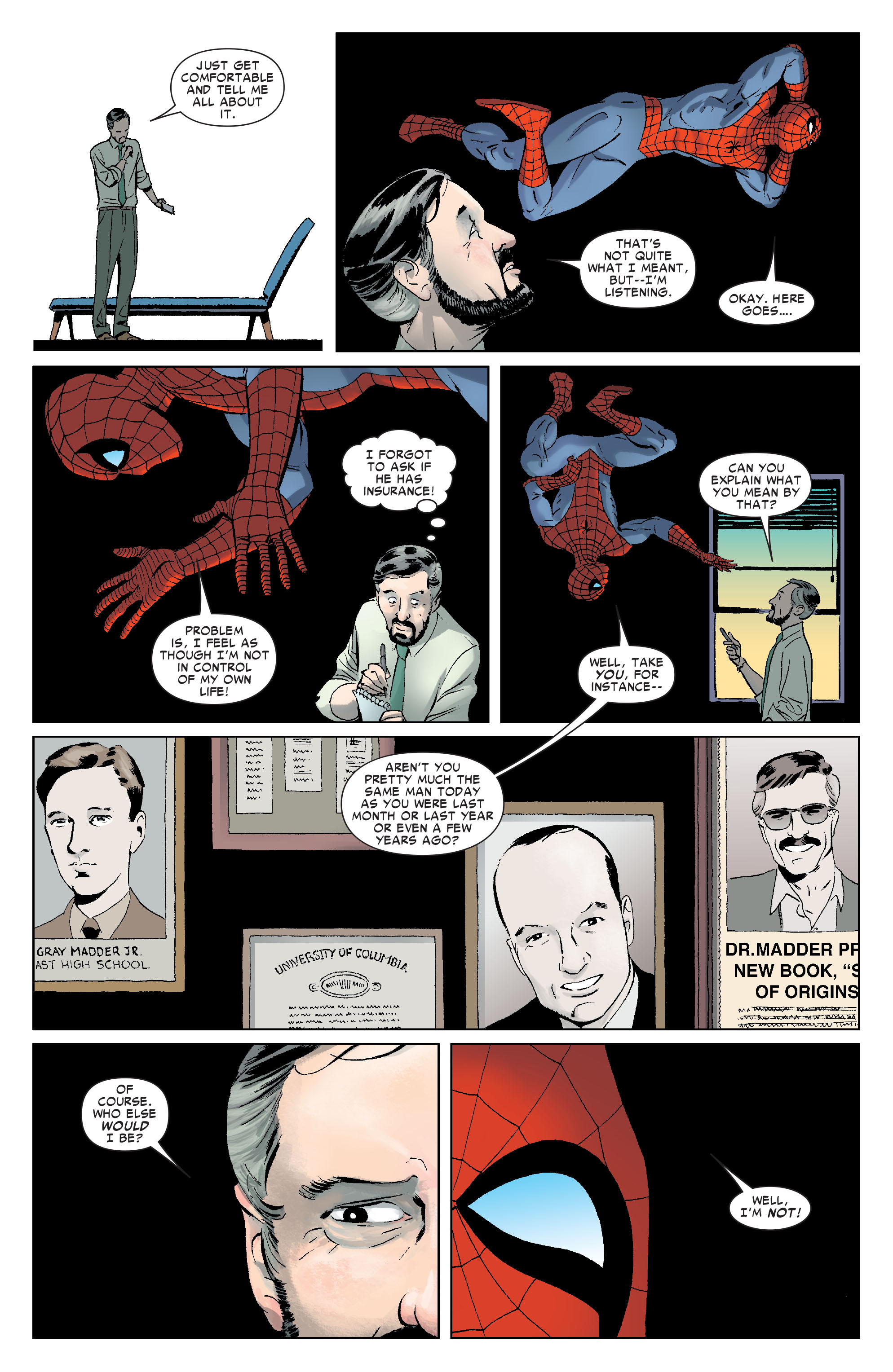 The Amazing Spider-Man (1963) 600 Page 65