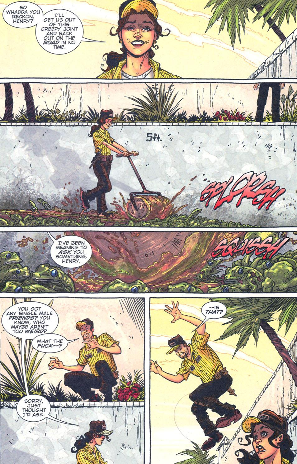 Read online The Exterminators comic -  Issue #16 - 8