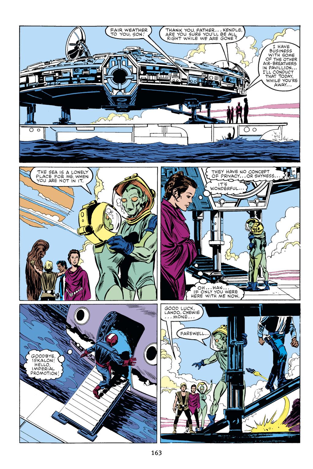 Read online Star Wars Omnibus comic -  Issue # Vol. 18 - 152