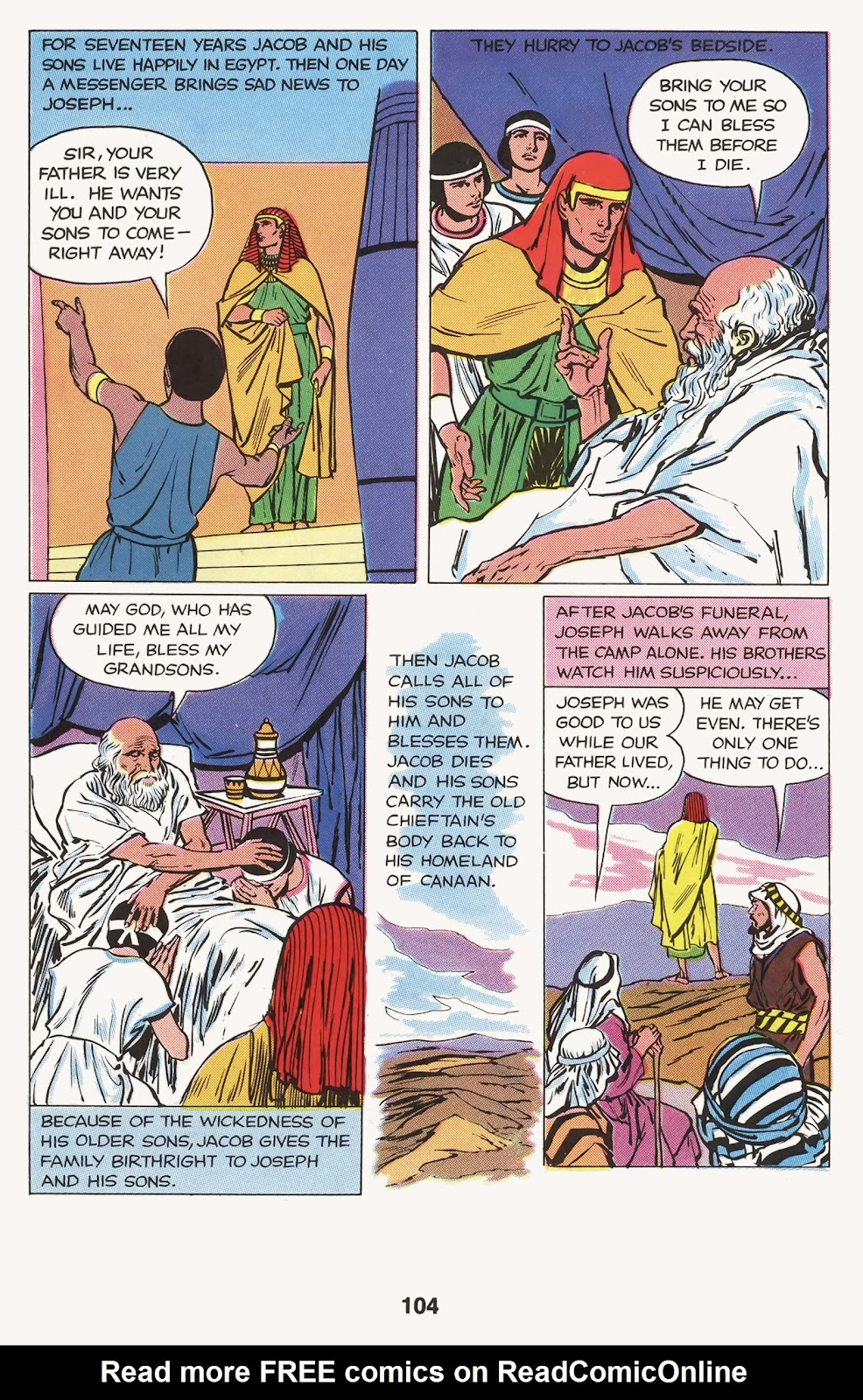 The Picture Bible issue TPB (Part 2) - Page 7