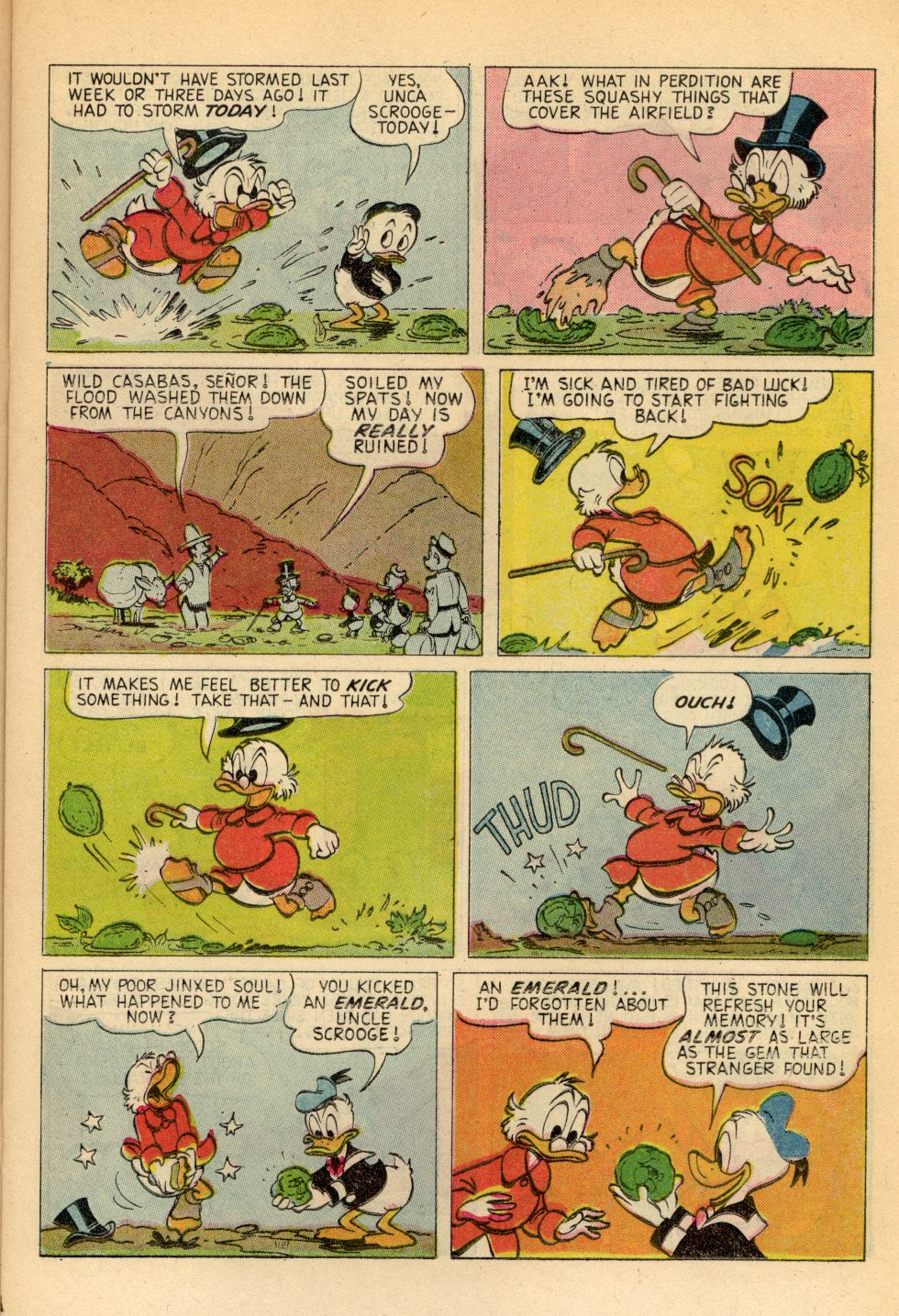 Read online Uncle Scrooge (1953) comic -  Issue #92 - 15