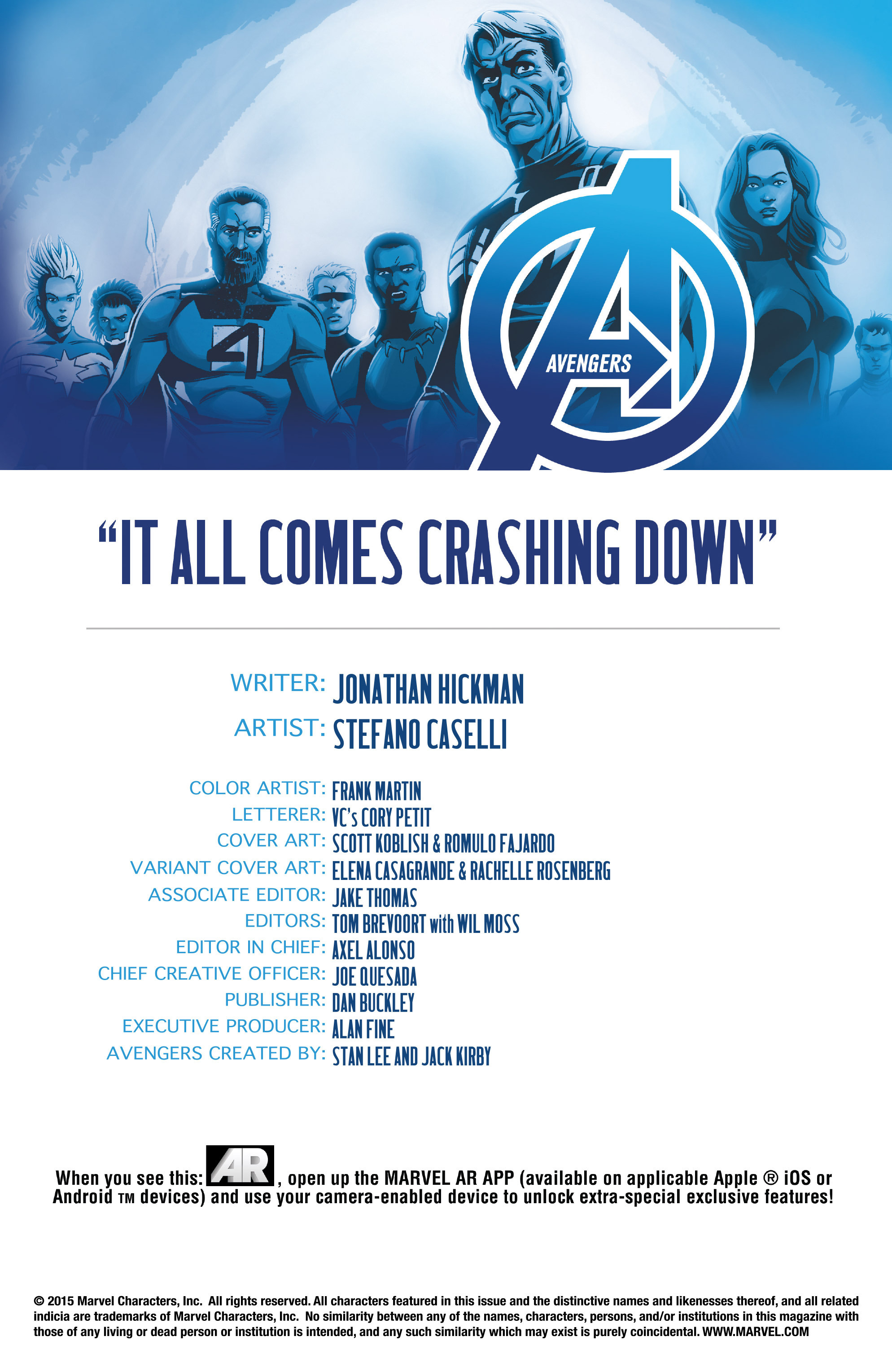 Read online Avengers (2013) comic -  Issue #42 - 4