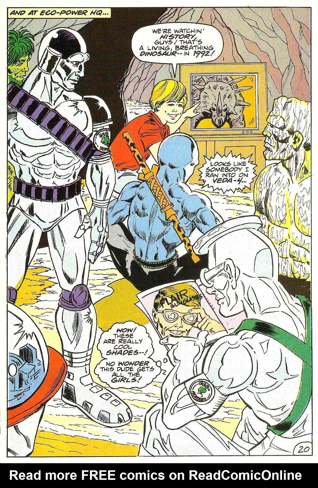 Read online Zen Intergalactic Ninja (1992) comic -  Issue #2 - 18