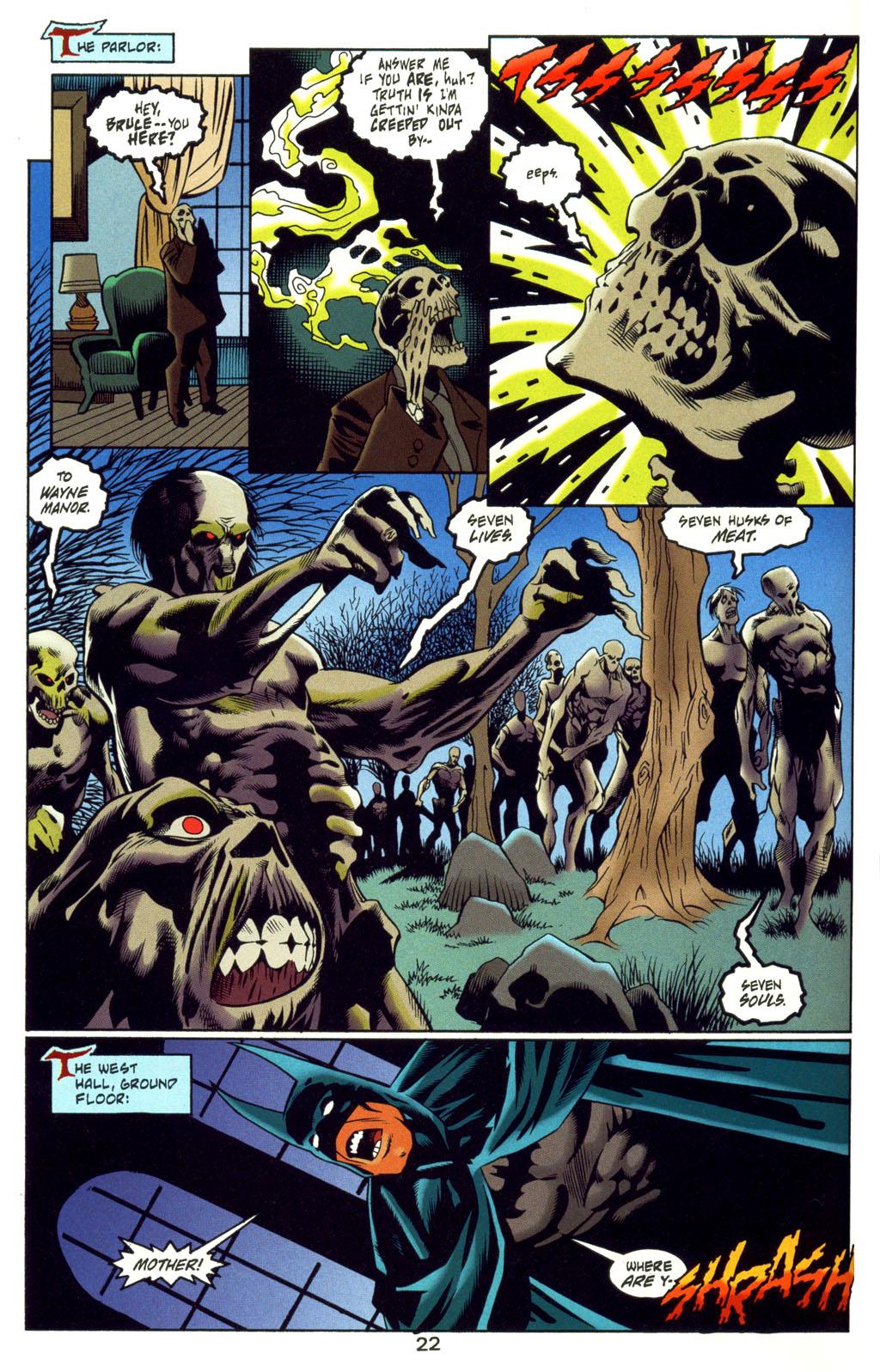Read online Batman: Haunted Gotham comic -  Issue #4 - 22