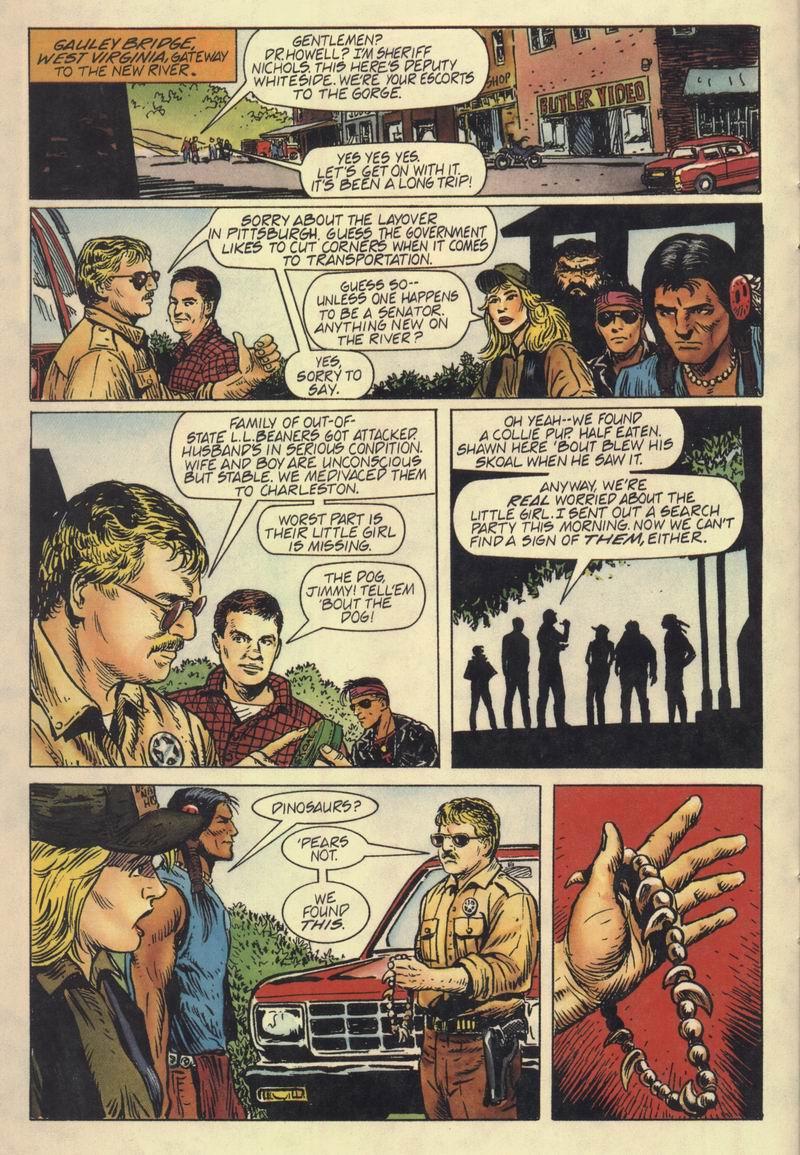 Read online Turok, Dinosaur Hunter (1993) comic -  Issue #7 - 11
