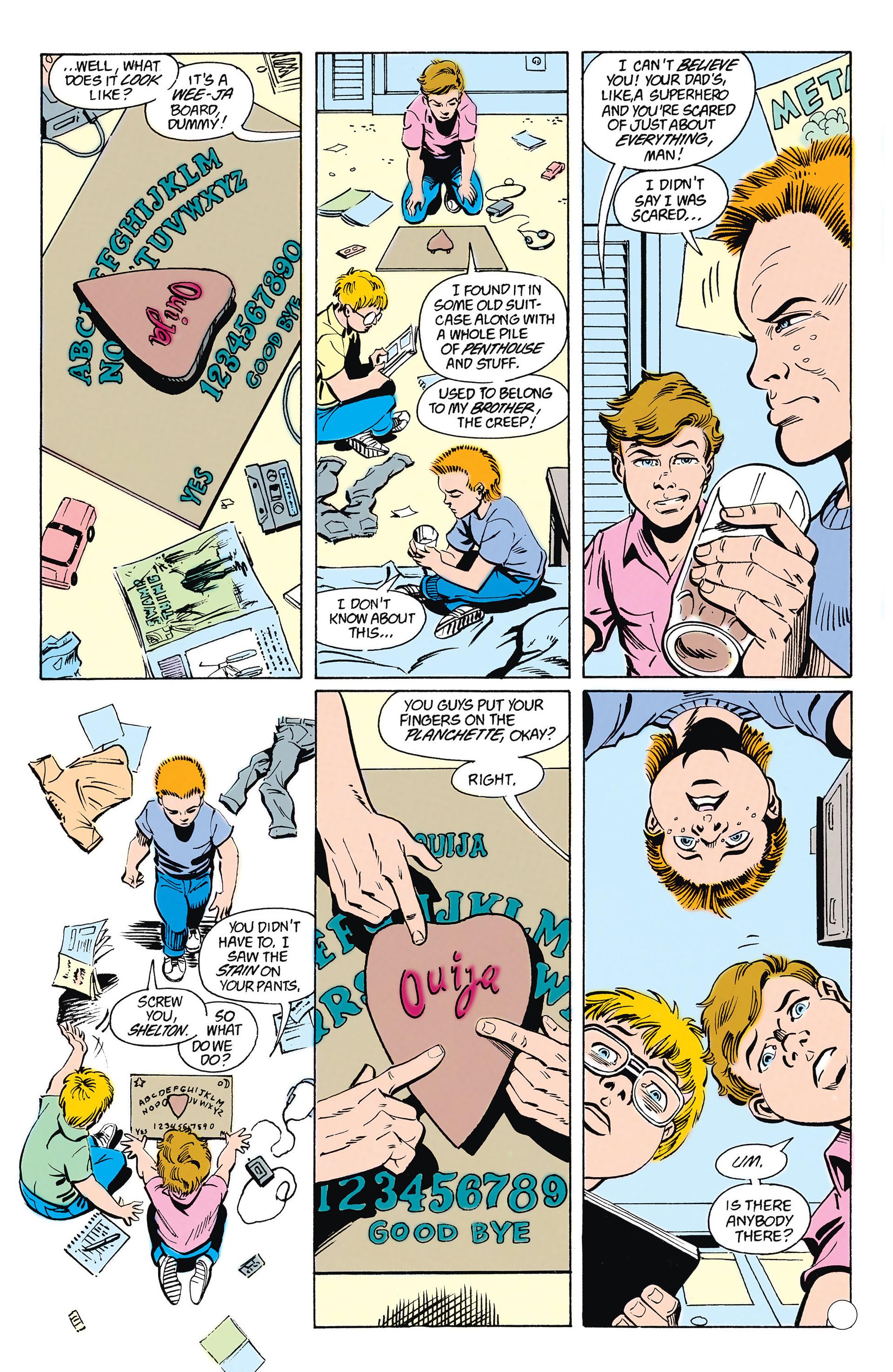 Read online Animal Man (1988) comic -  Issue #14 - 12