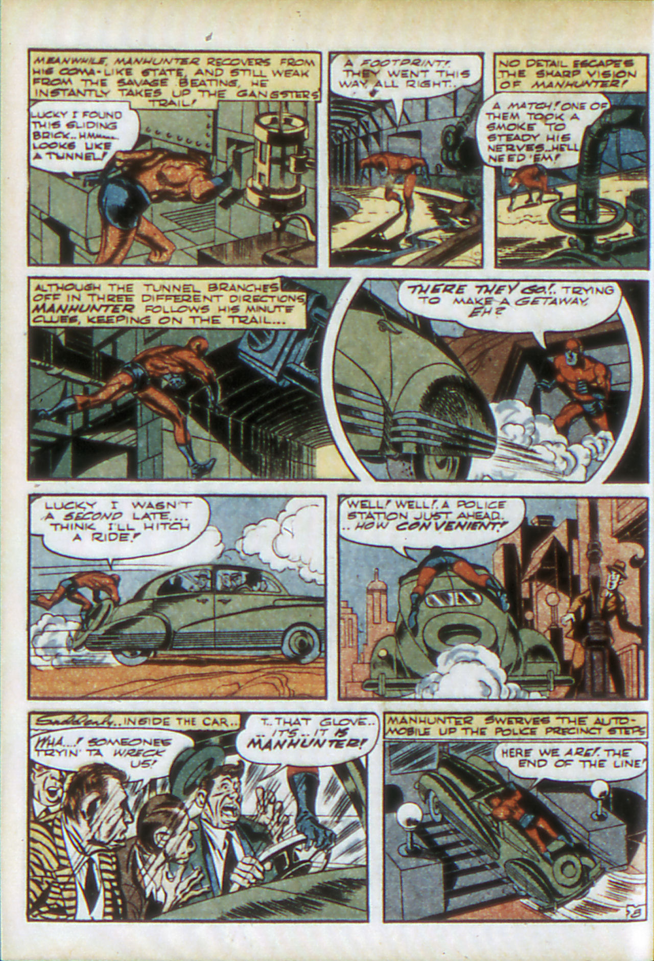 Read online Adventure Comics (1938) comic -  Issue #78 - 55