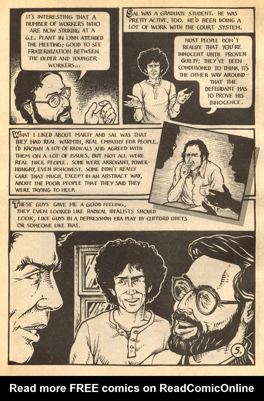 American Splendor (1976) issue 7 - Page 44