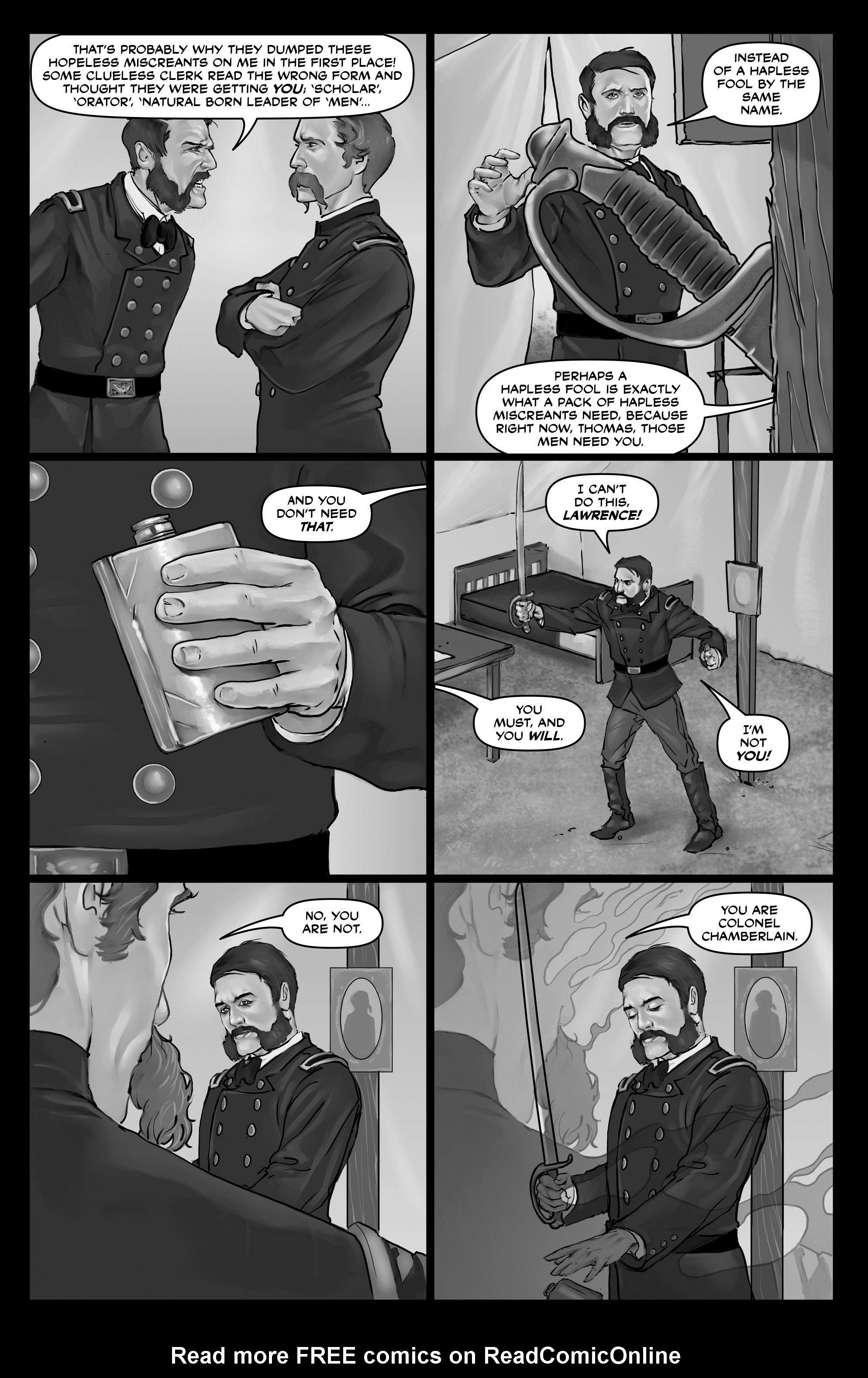 Read online Alan Moore's Cinema Purgatorio comic -  Issue #1 - 37