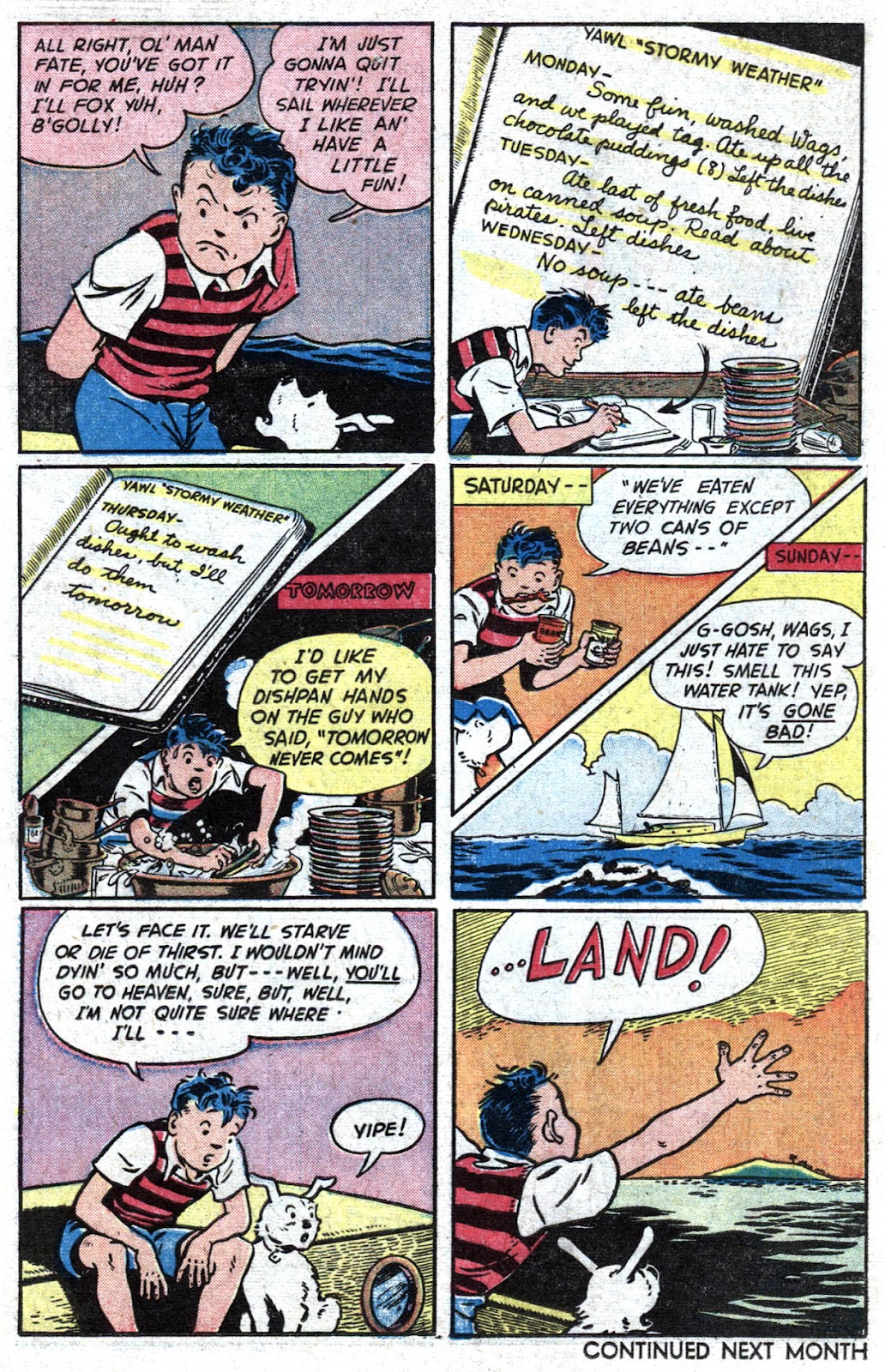 Read online Famous Funnies comic -  Issue #176 - 26
