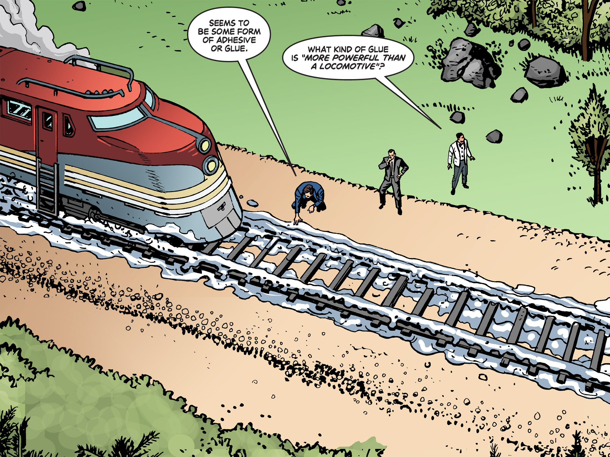 Read online Batman '66 Meets the Green Hornet [II] comic -  Issue #1 - 76